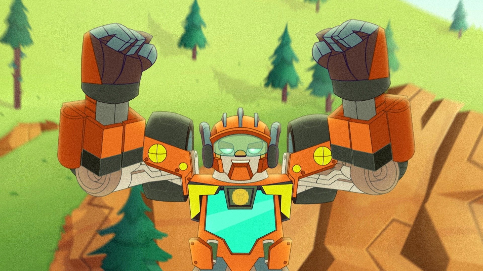 Transformers Rescue Bots Academy