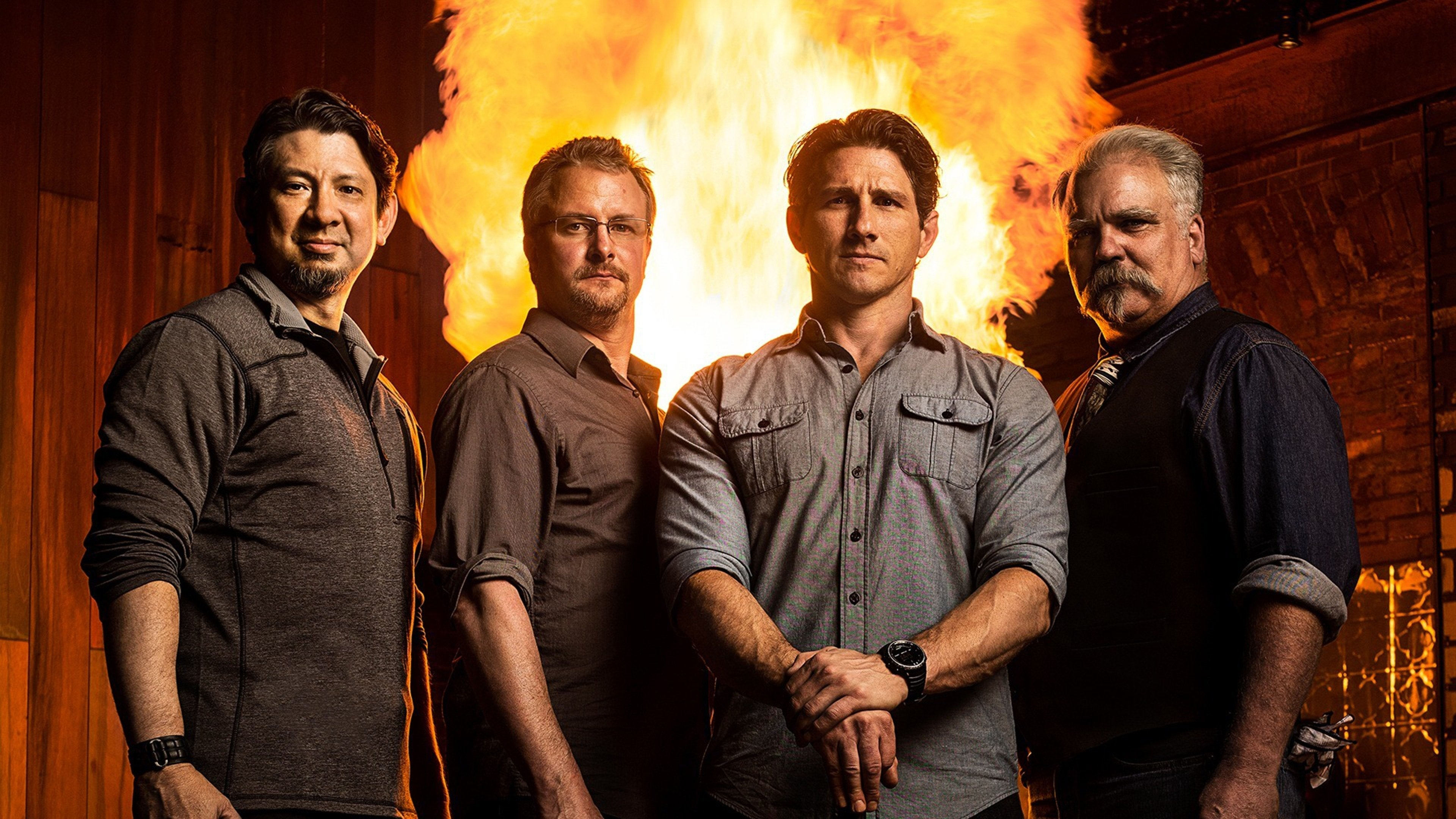Forged in Fire: The 12 Cuts of Christmas