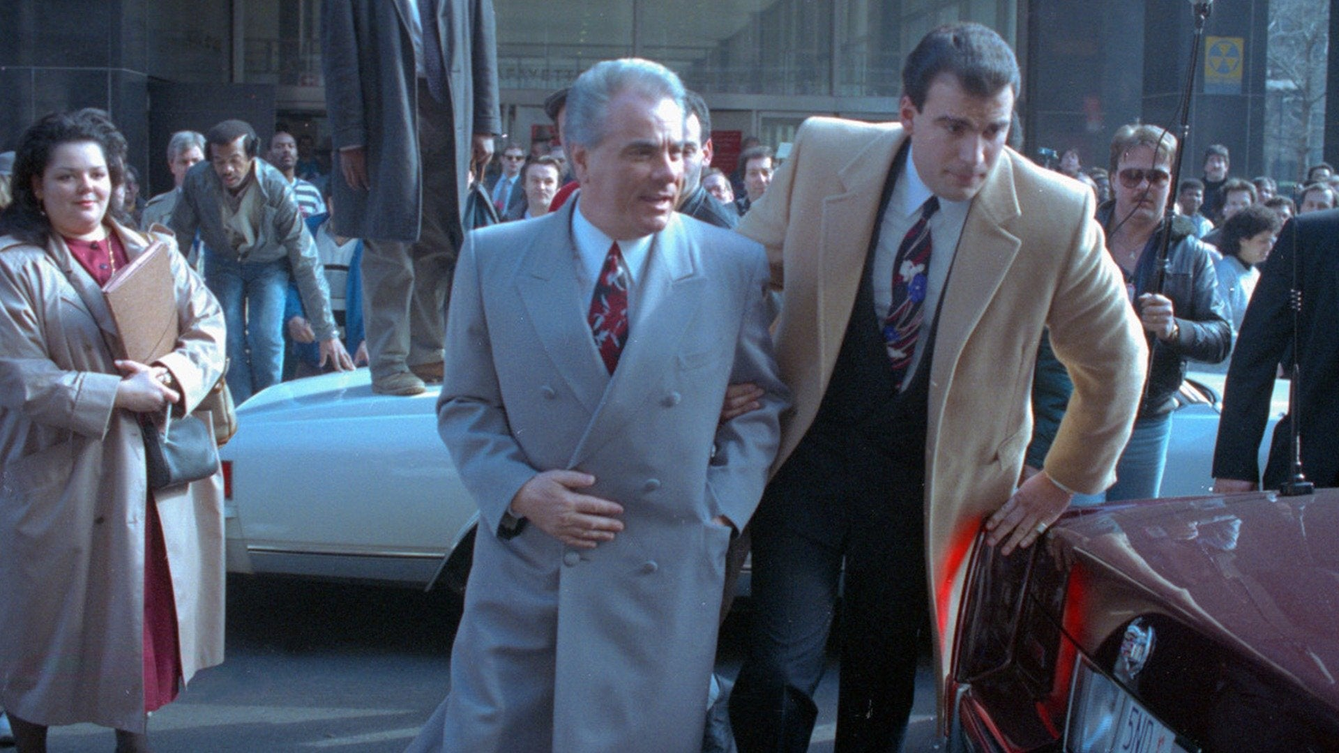 Gotti: Godfather & Son: Behind the Don