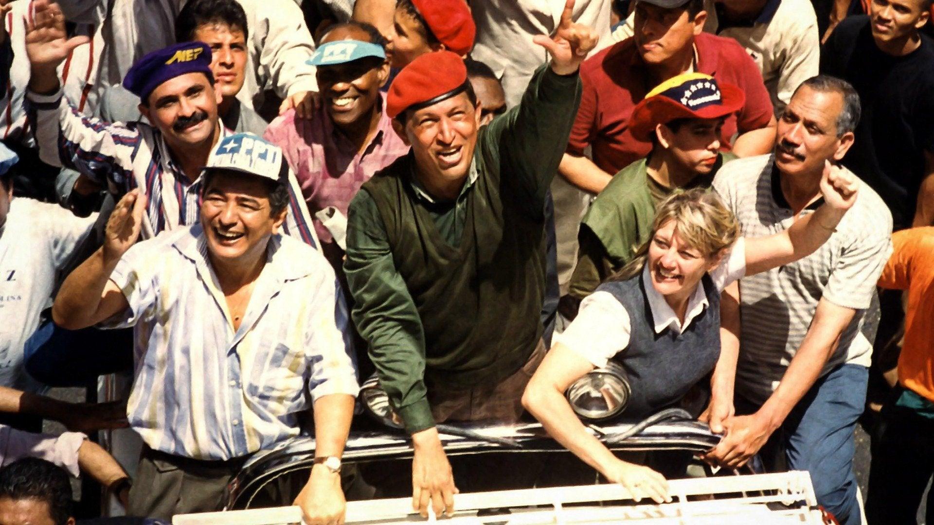 Revolution in Ruins: The Hugo Chávez Story