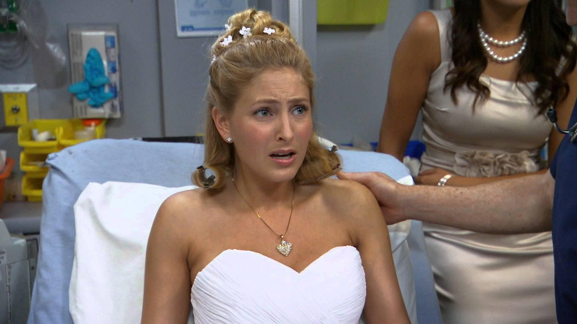 Untold Stories of the ER: Wedding Day Mishaps