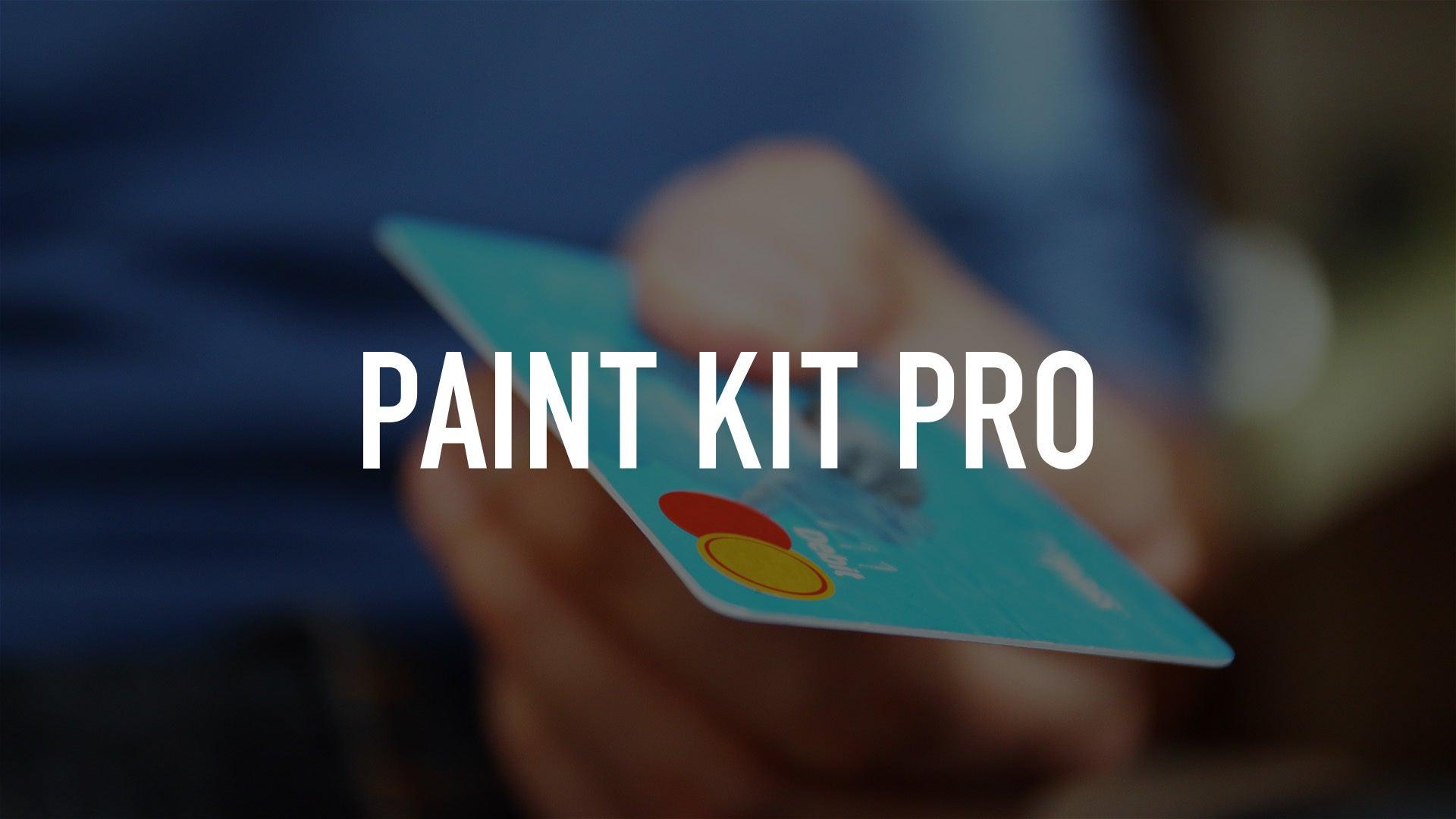 Paint Kit Pro