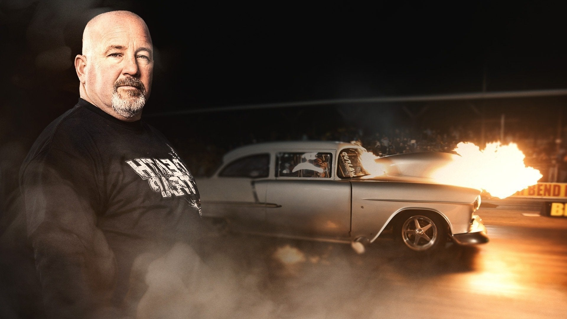 Street Outlaws: Burning Rubber
