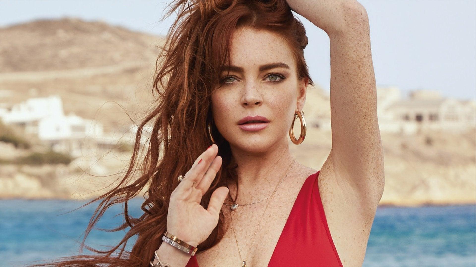 Lindsay Lohan's Beach Club: Recut