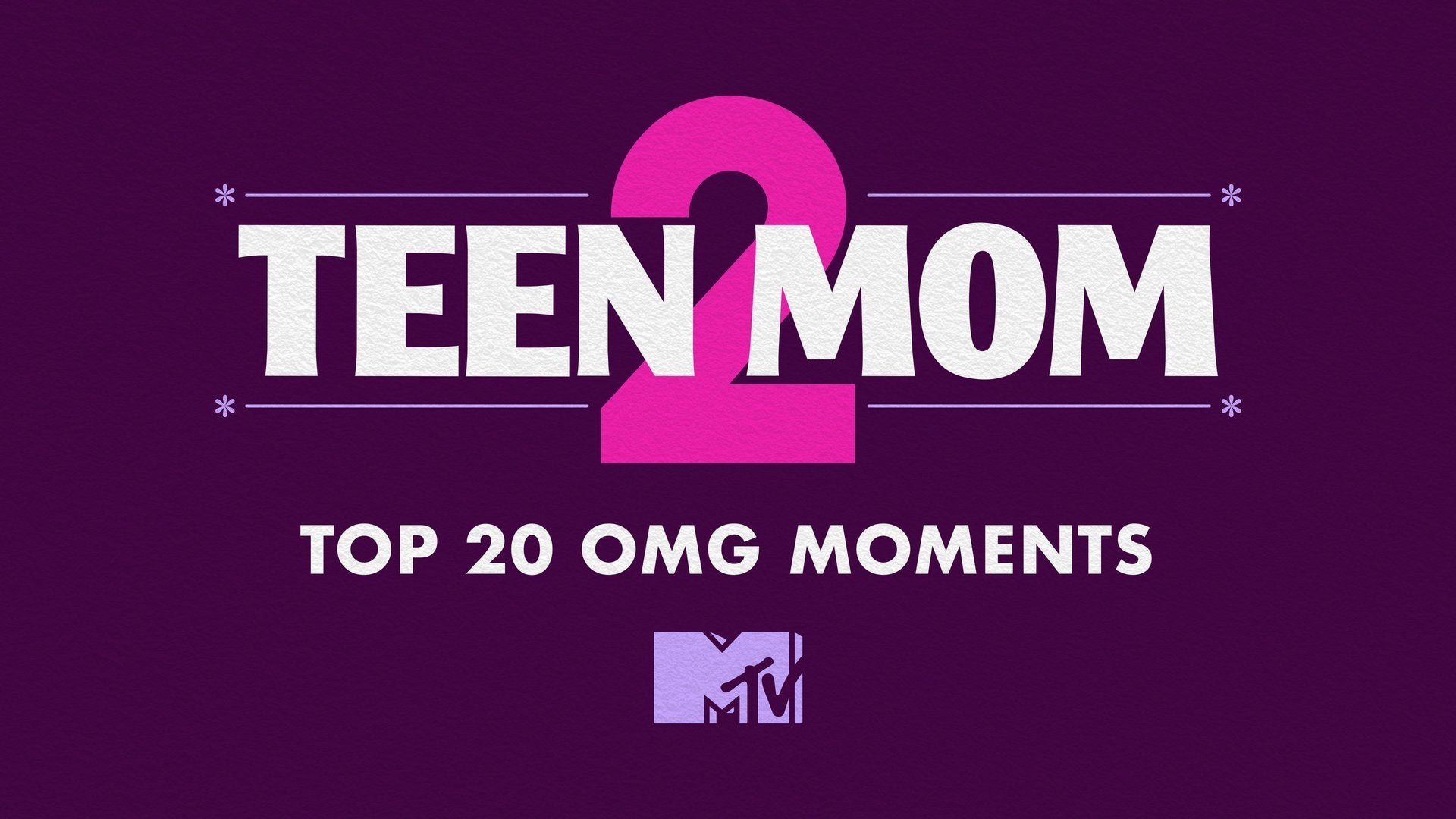 Teen Mom 2: Top 20 OMG Moments