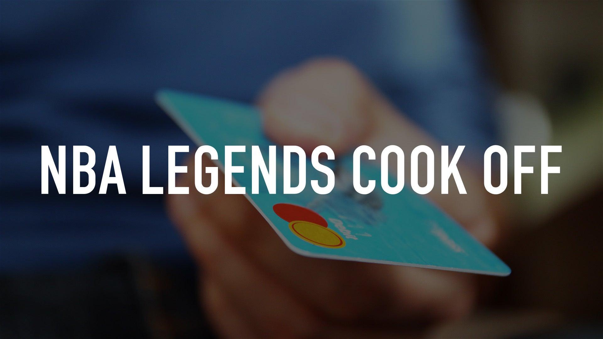 NBA Legends Cook Off