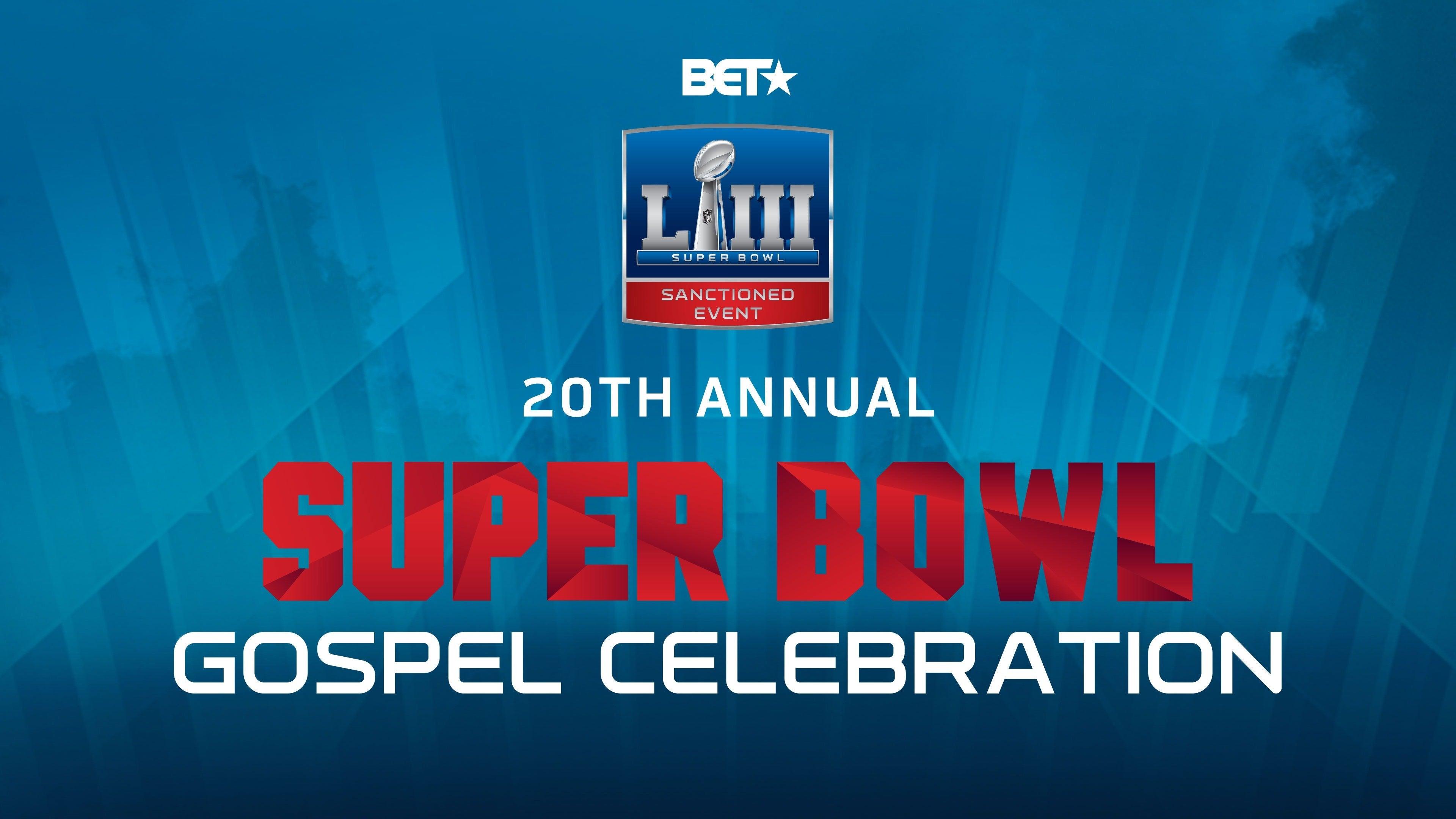 The 20th Annual Super Bowl Gospel Celebration 2019