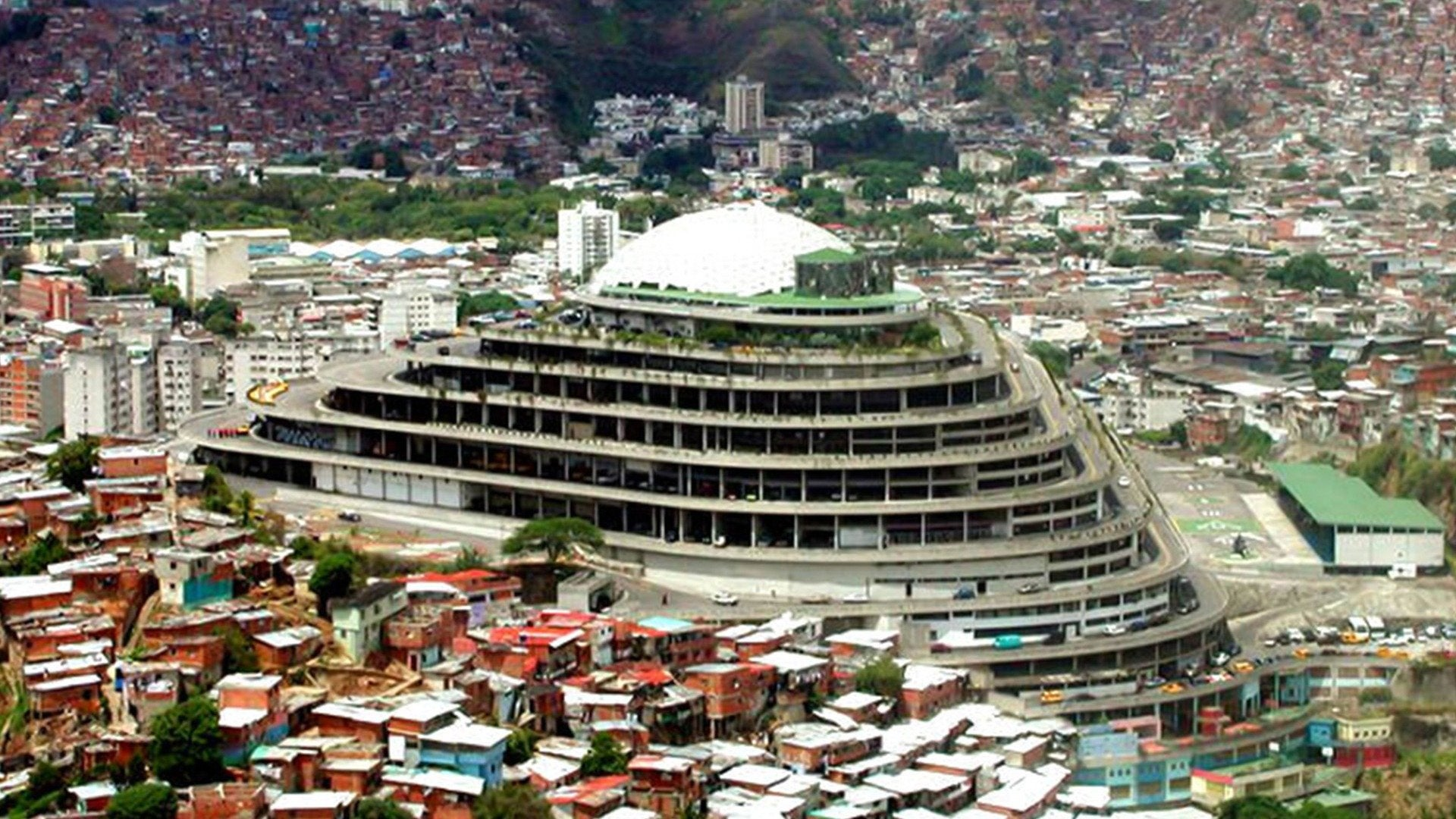 Venezuela: El Helicoide - The Shopping Mall That Became a Torture Prison