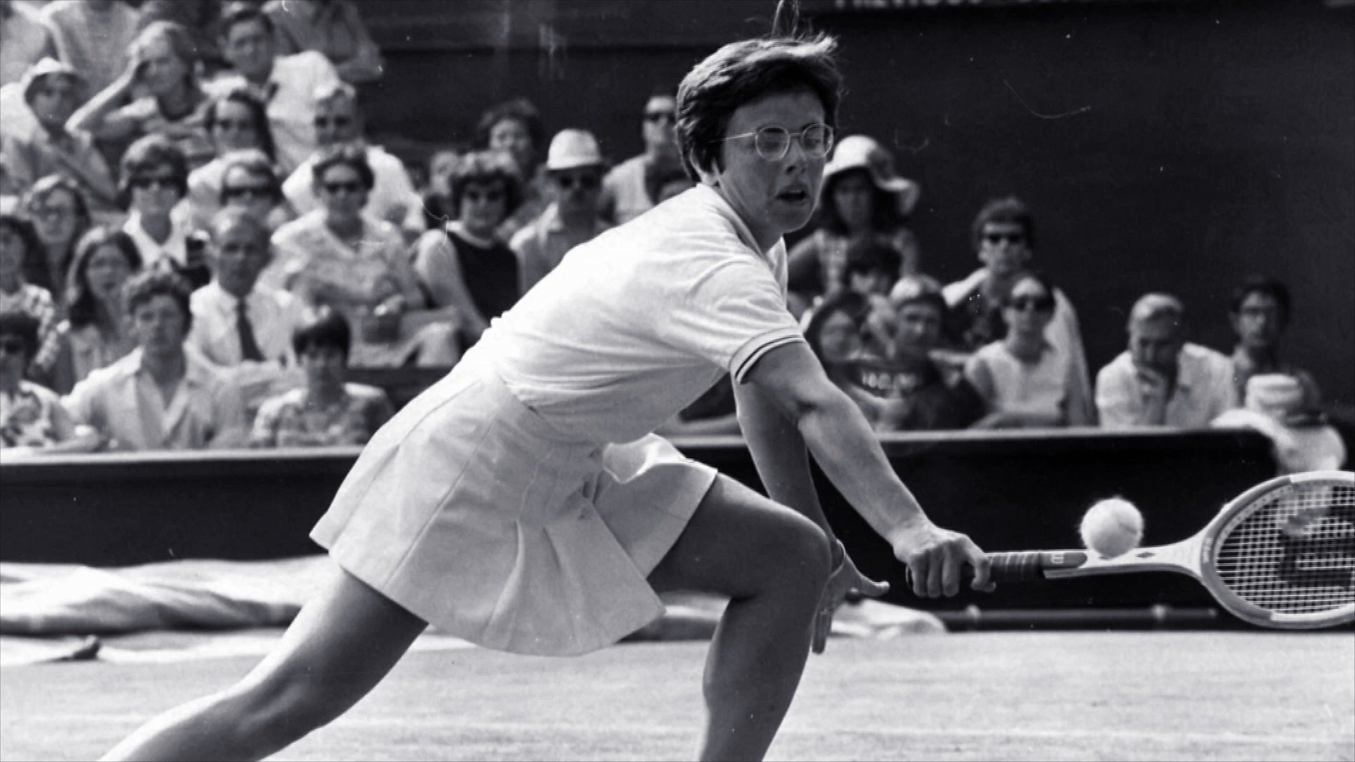 Billie Jean King: Born to Lead