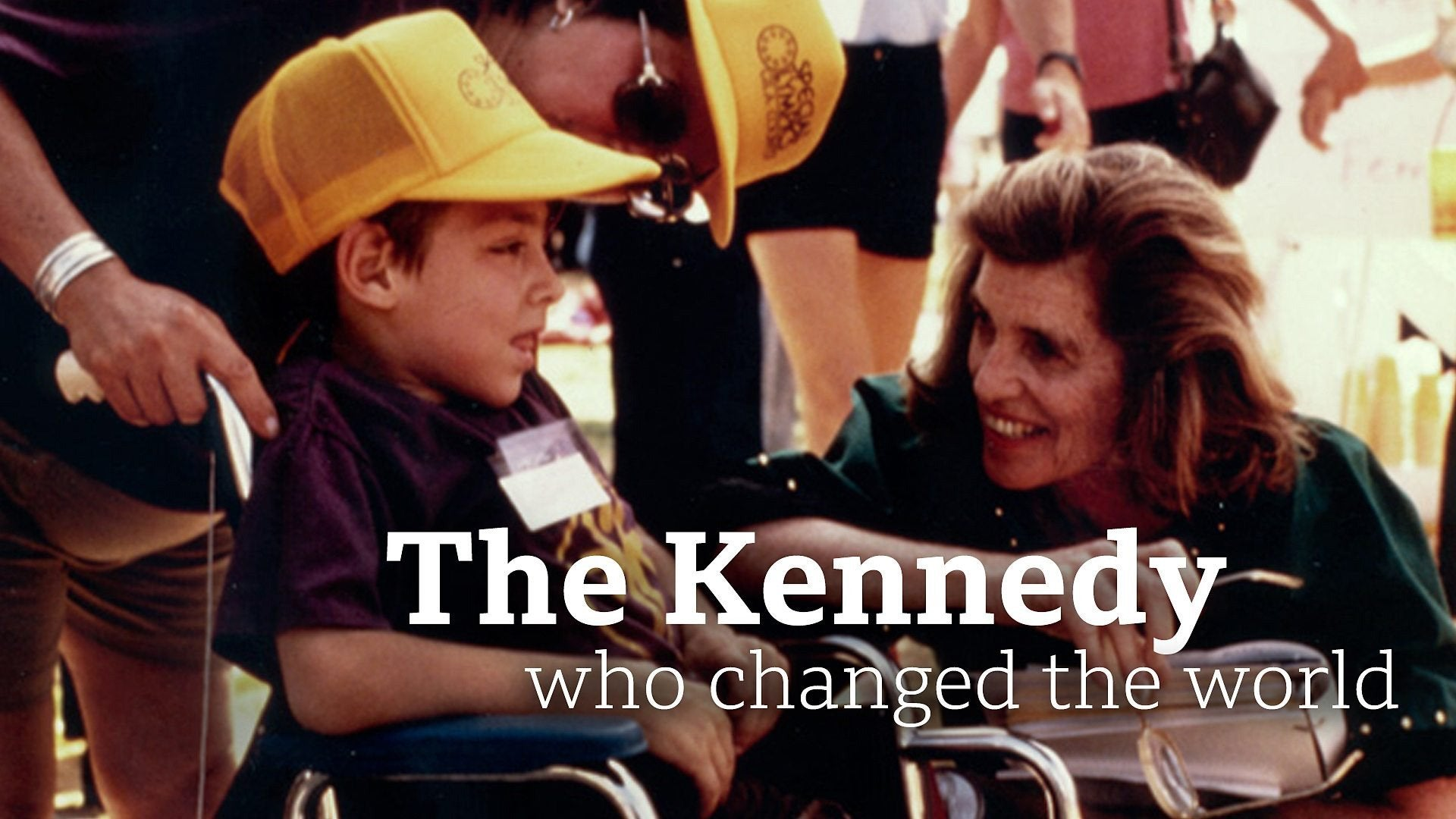 The Kennedy Who Changed the World