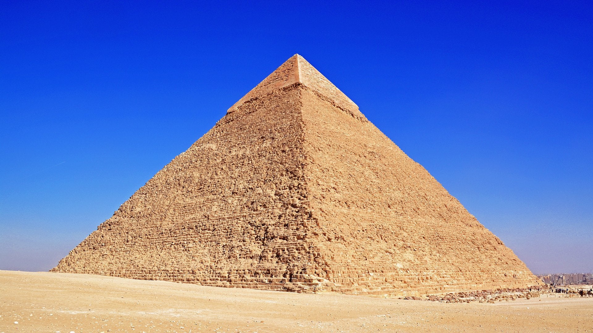 Lost Treasures of the Great Pyramid: The New Secrets