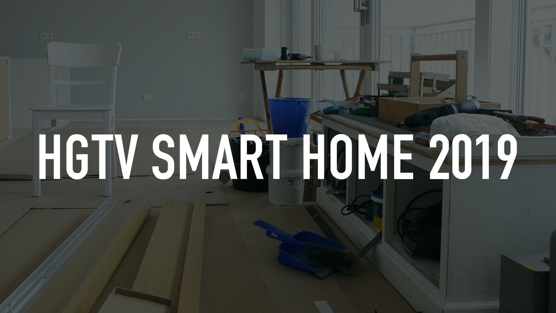 HGTV Smart Home 2019
