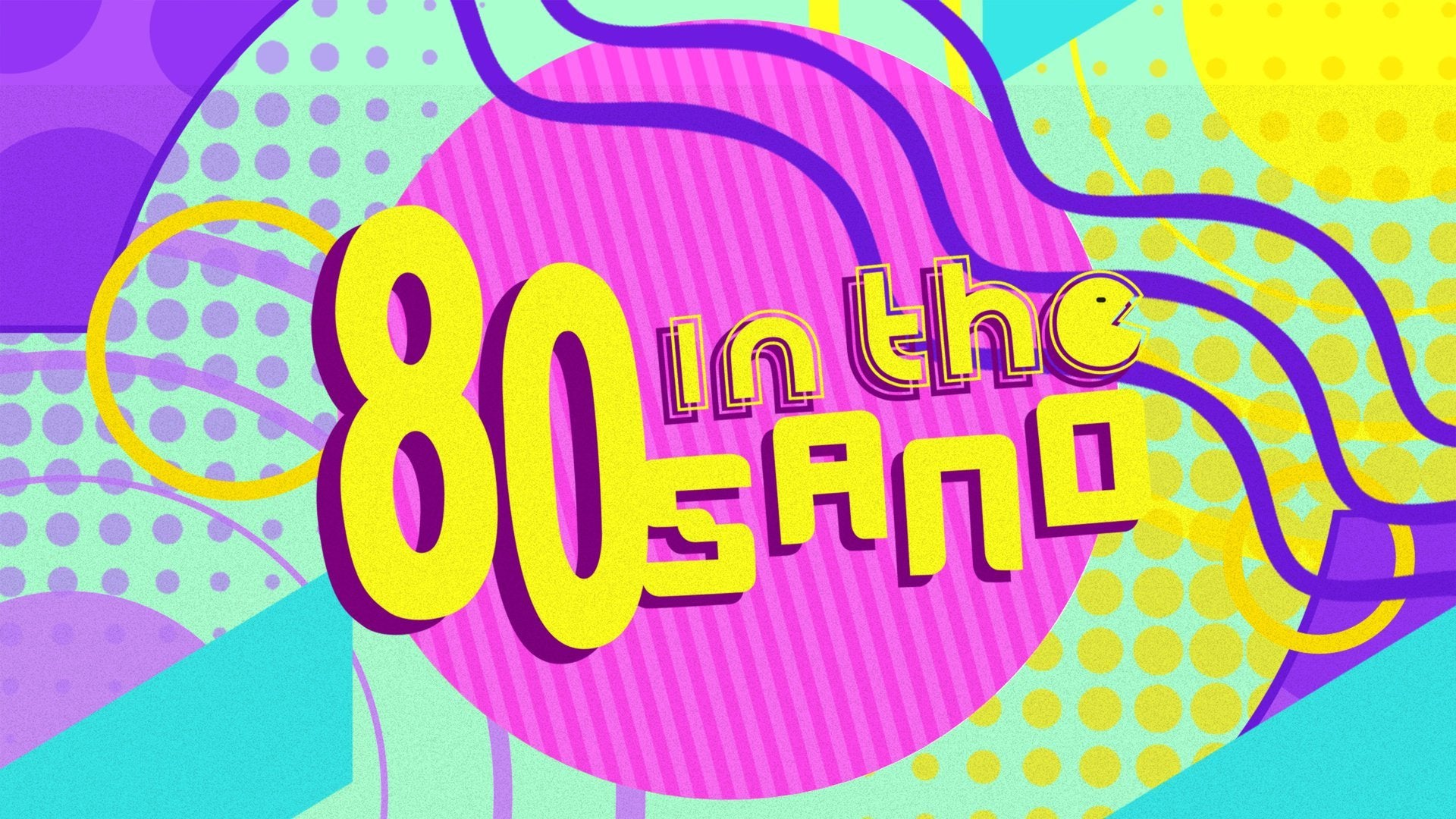 '80s in the Sand