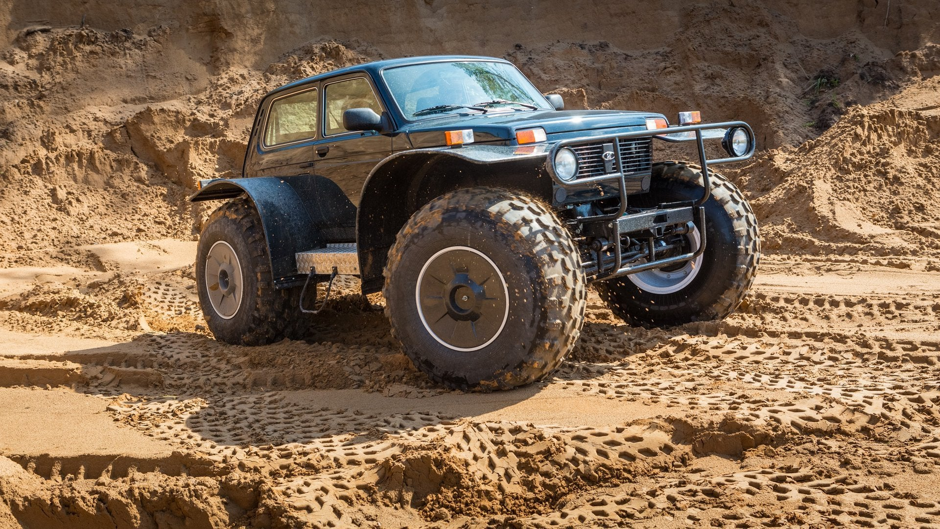 Super Jeep Championship