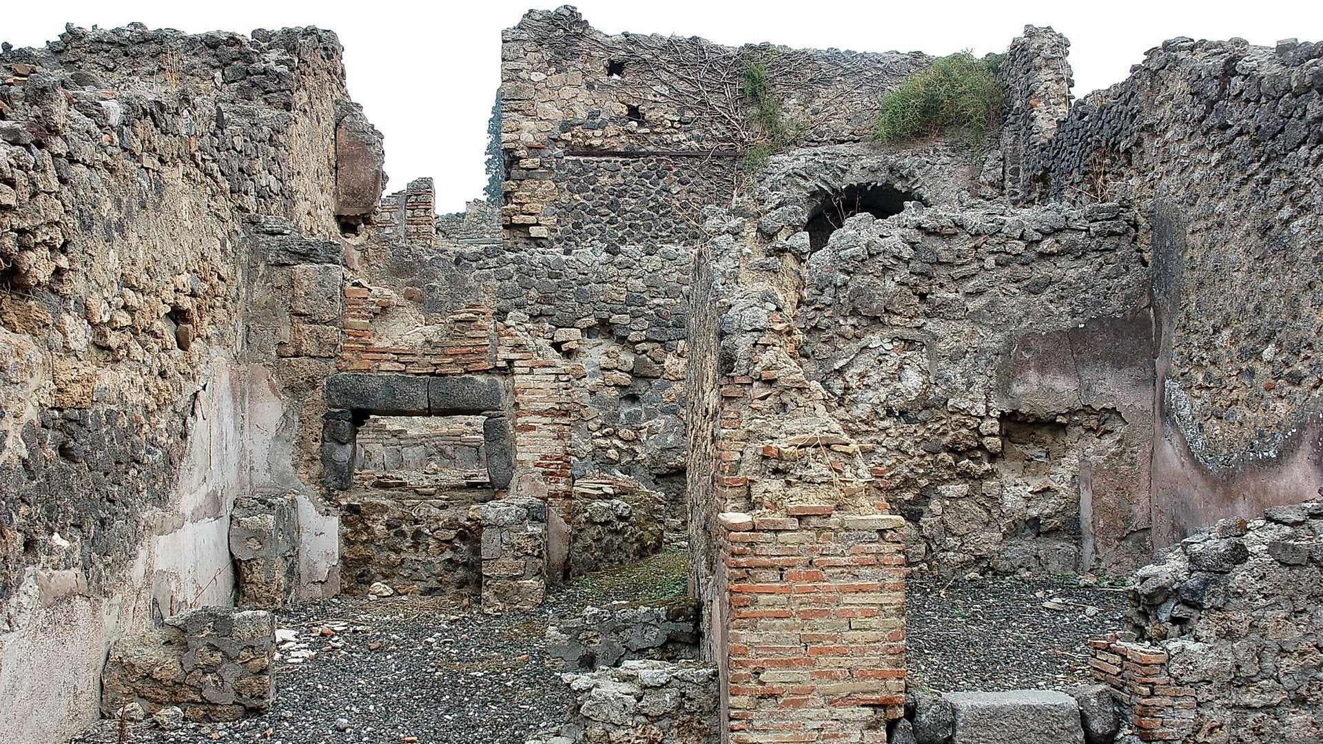 Doomsday at Pompeii: The Dark Secrets