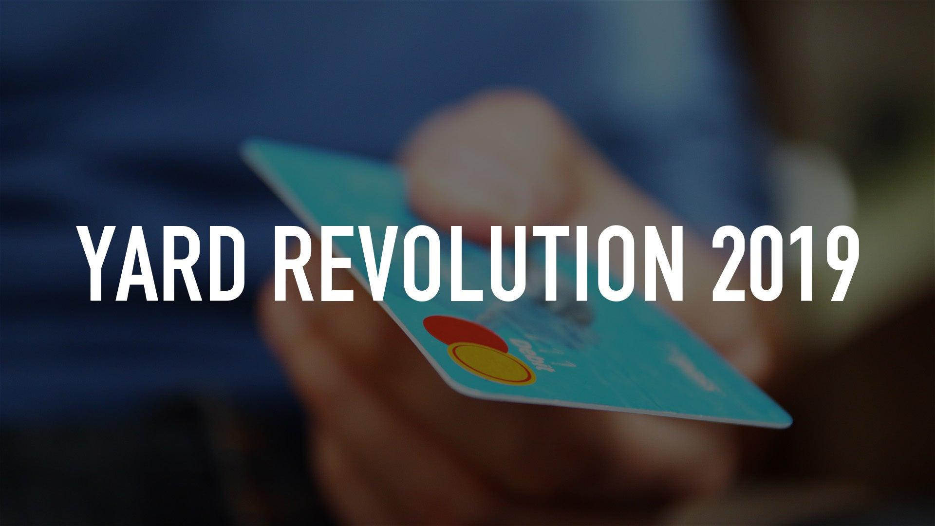 Yard Revolution 2019