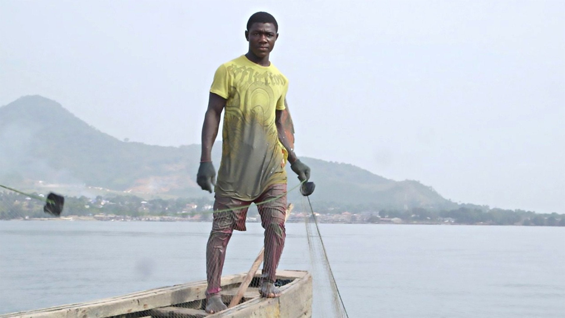 Deep Waters: The Fight for Africa's Fishing Industry