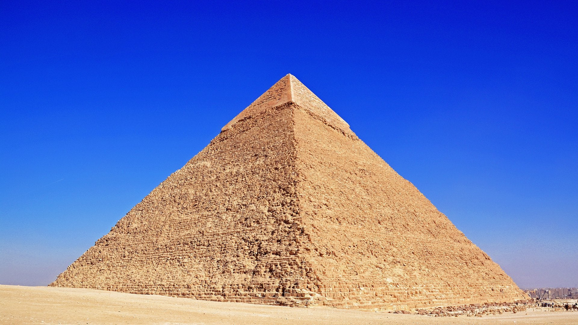 Unearthed: Egypt's Greatest Mysteries