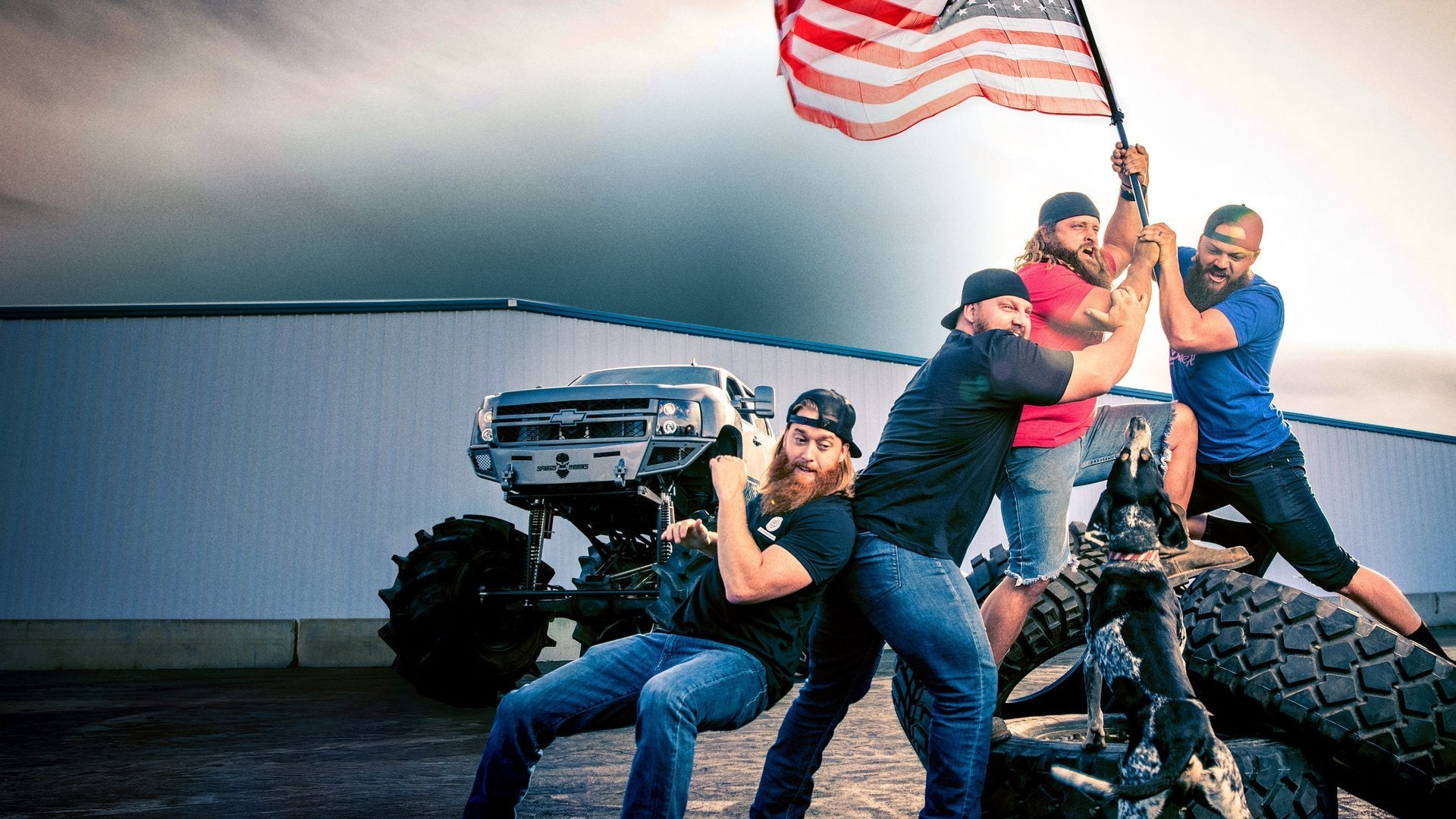 Diesel Brothers: Salute to the Troops