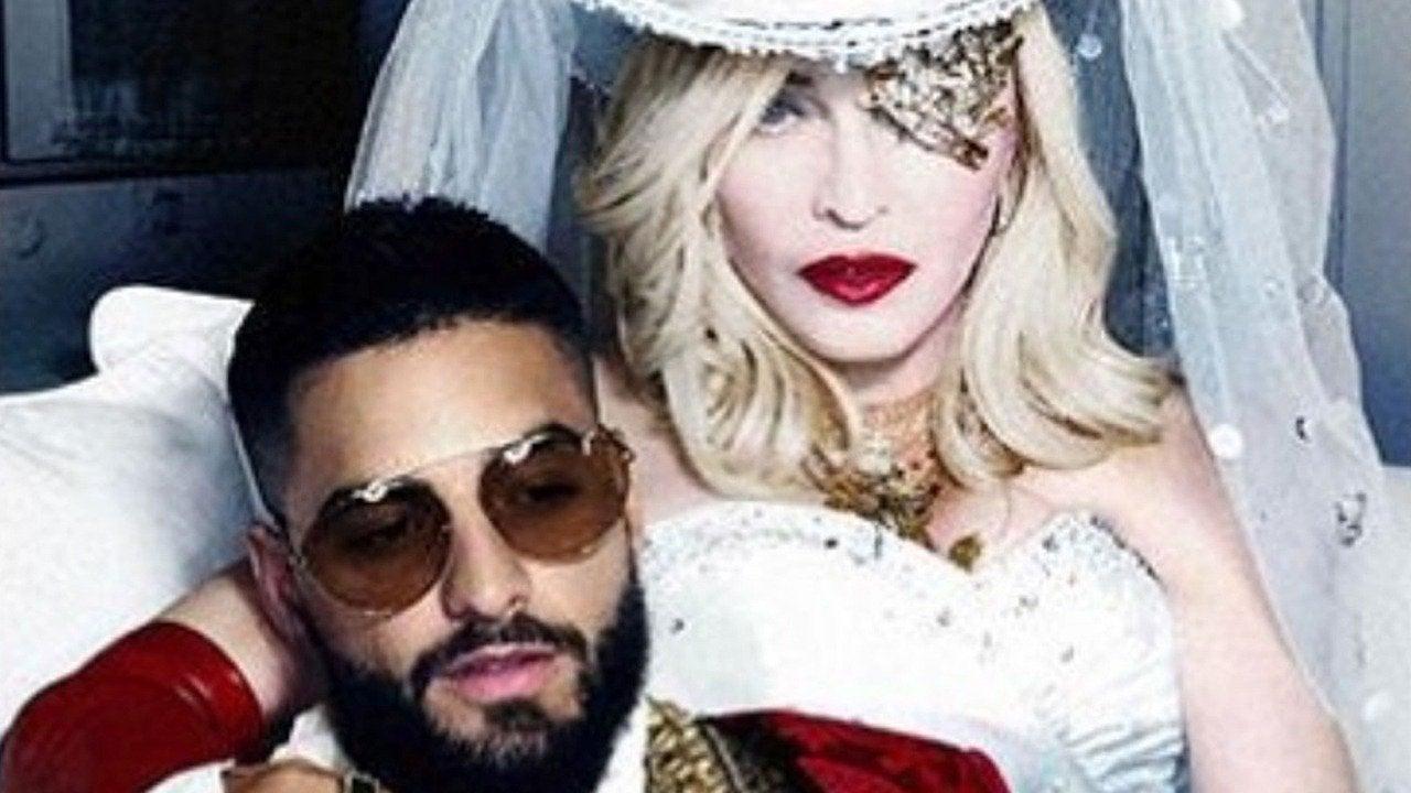 Madonna: Countdown to Medellin