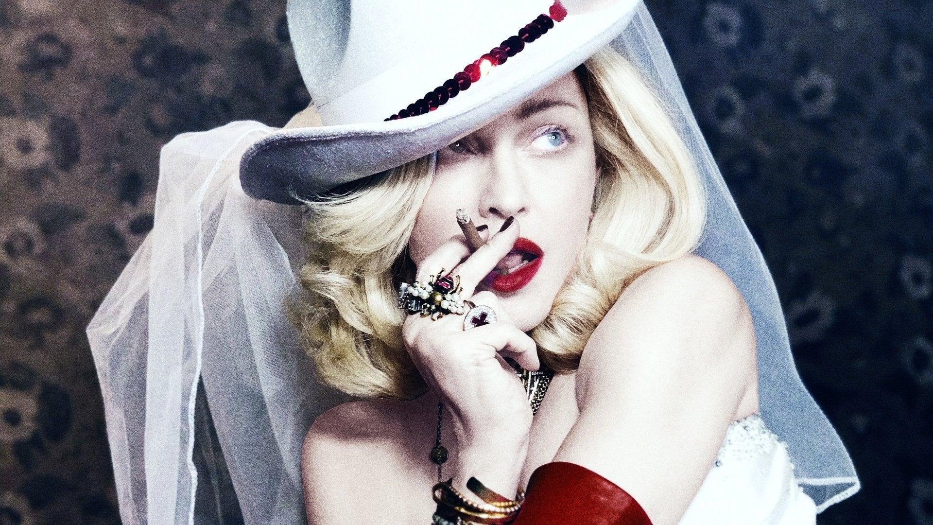 Madonna Live & Exclusive: Medellin Video World Premiere
