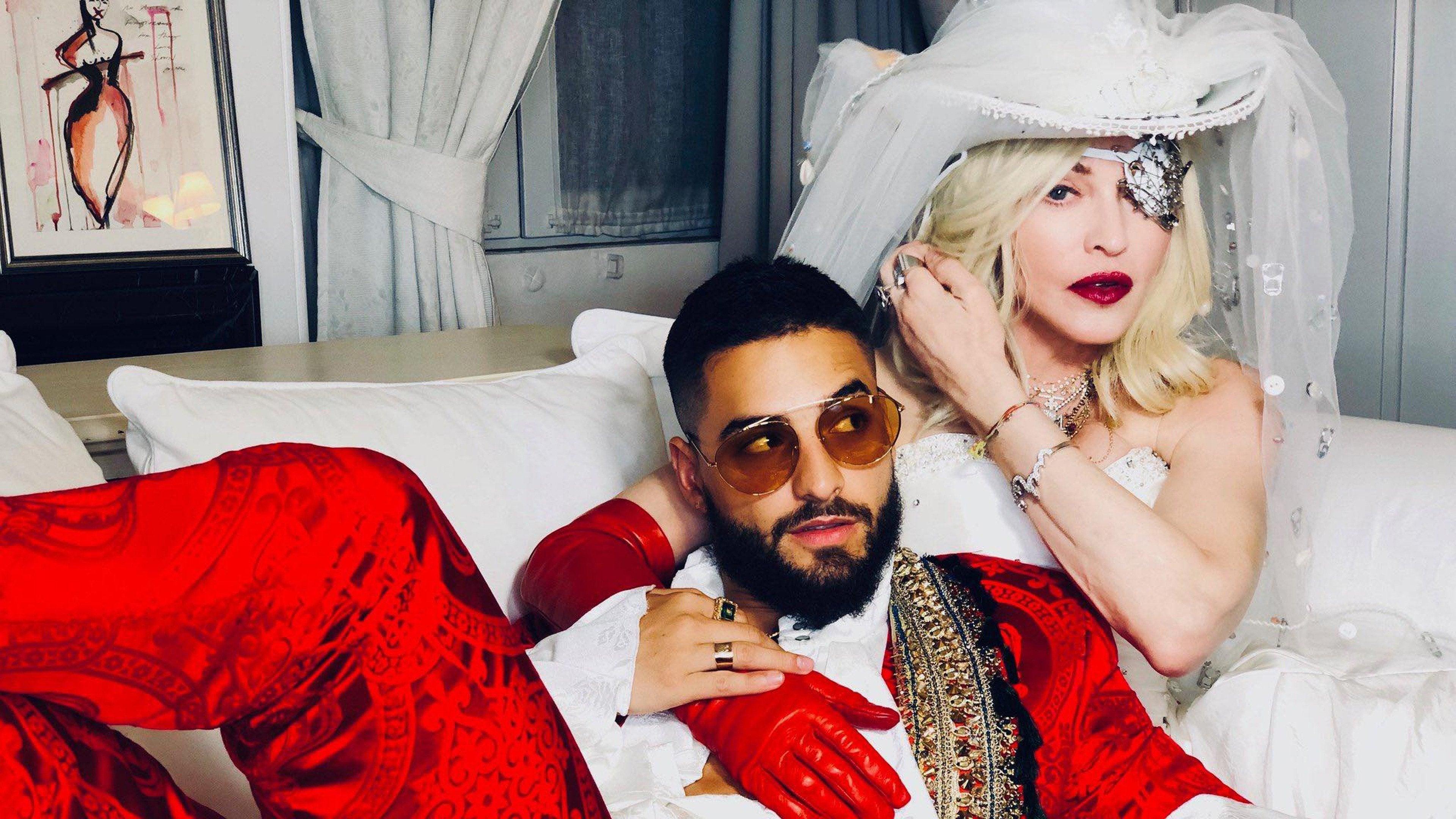 MTV Presents Madonna Live and Exclusive: Medellin Video World Premiere