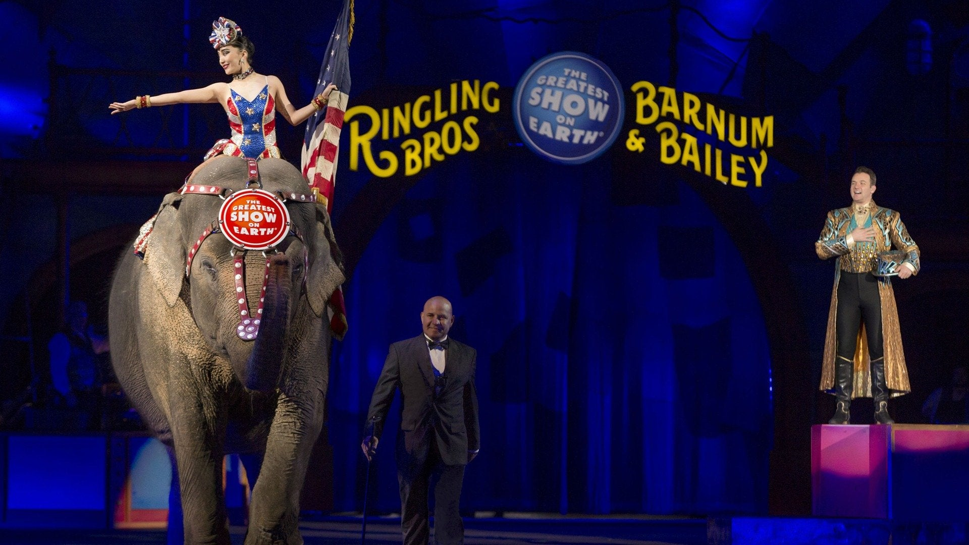 Ringling Bros. and Barnum & Bailey Circus: The Final Farewell