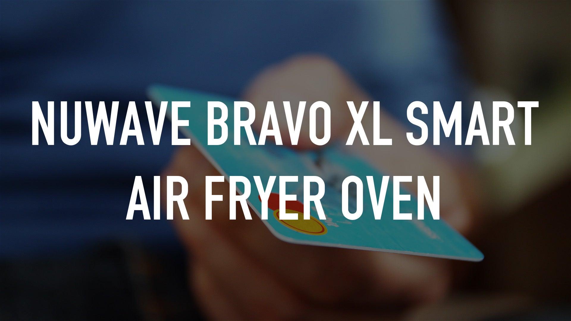 NuWave Bravo XL Smart Air Fryer Oven