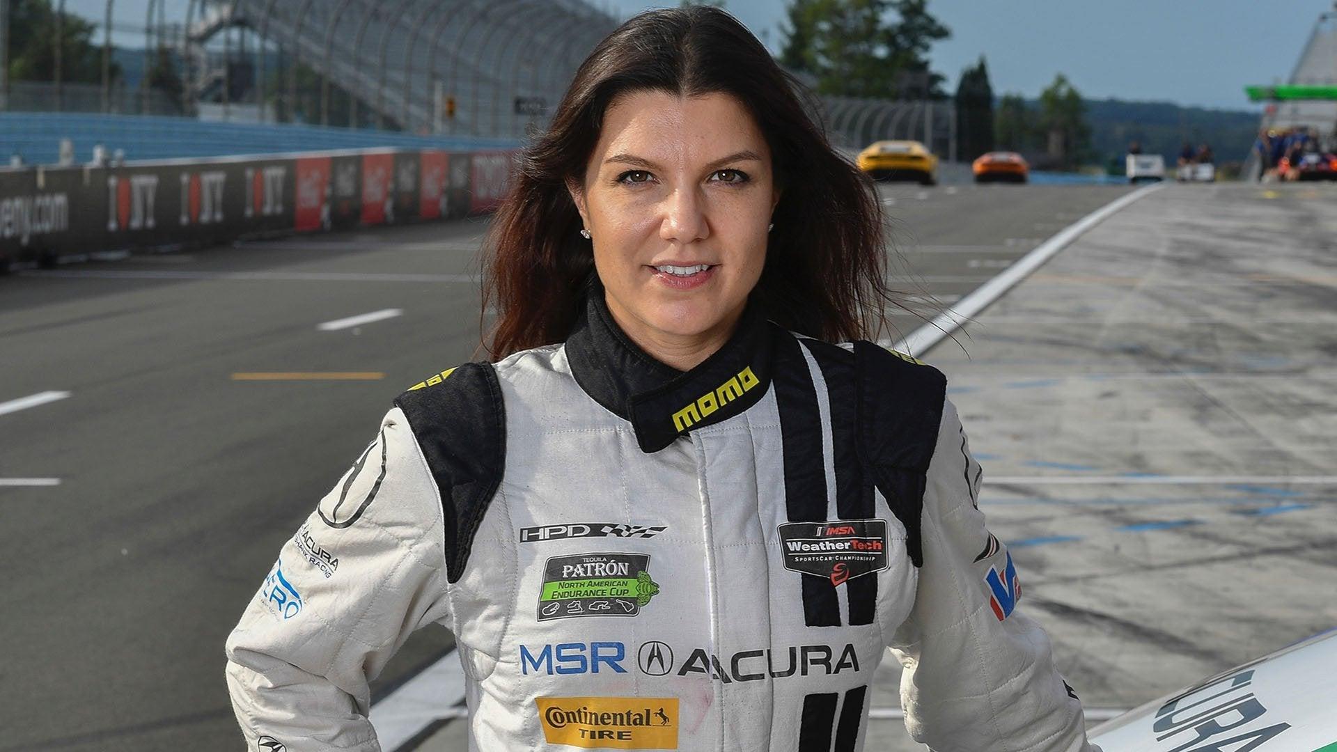 Hard Drive: The Women Blazing a Trail in Motorsport