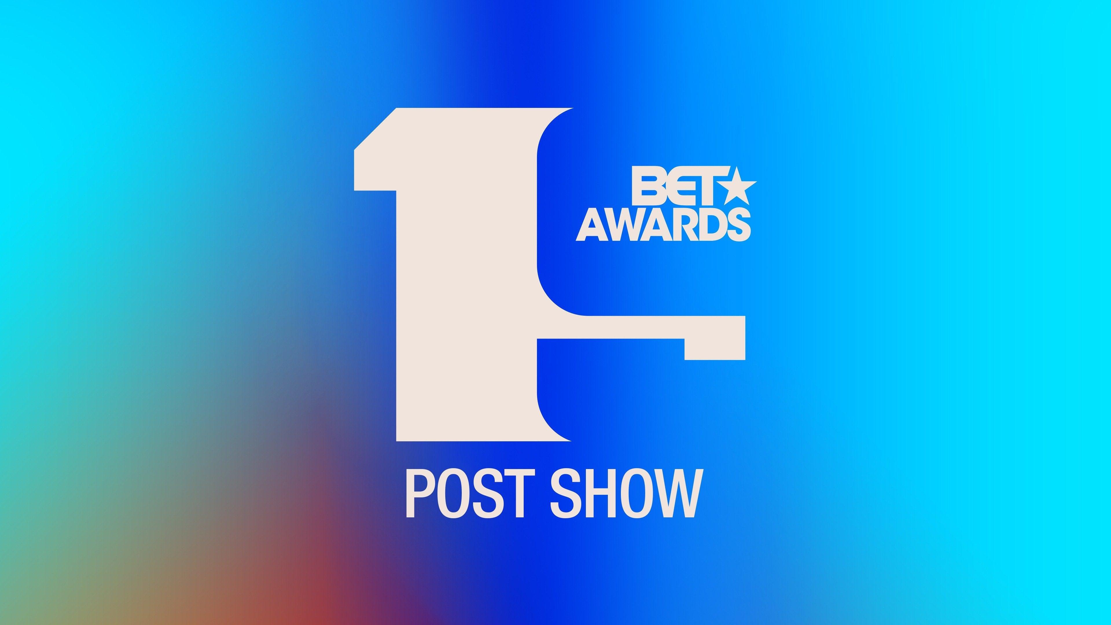 2019 BET Awards Post Show