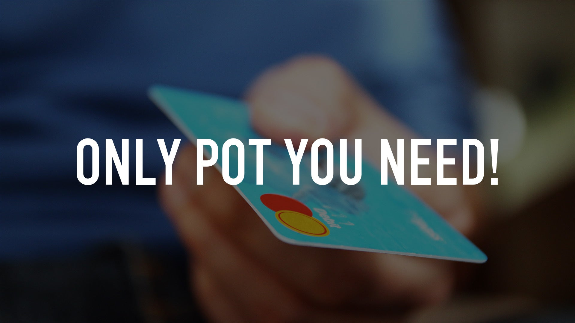Only Pot You NEED!