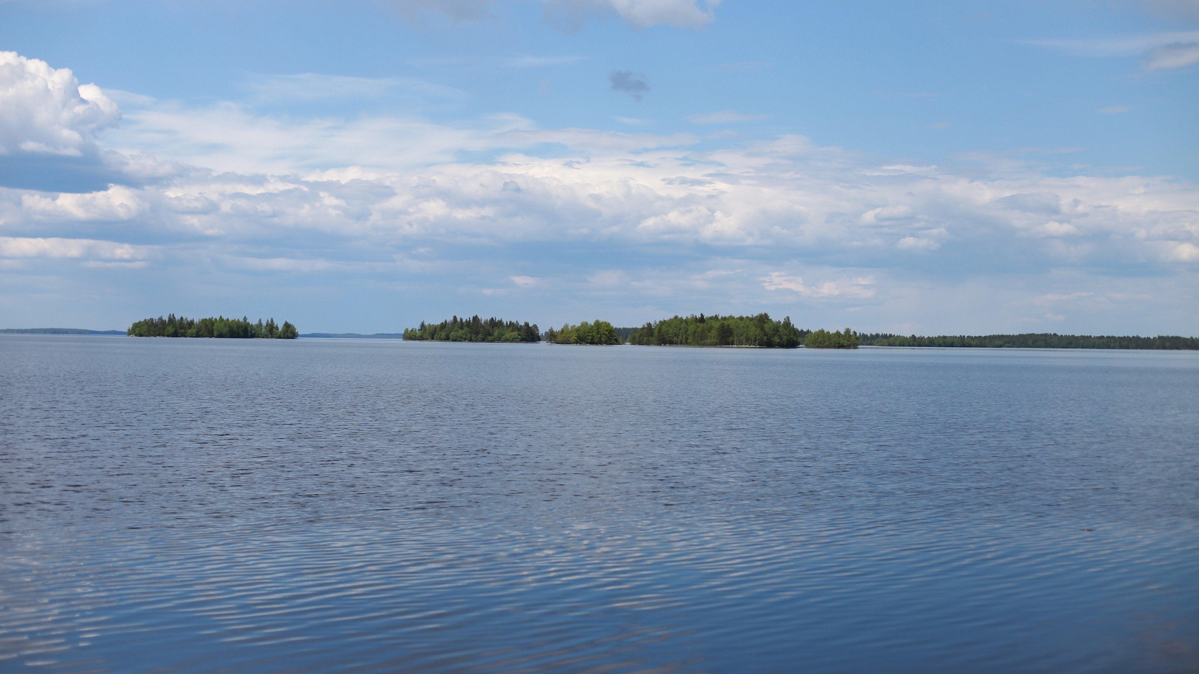 Karelia: The Tragedy on the Lake