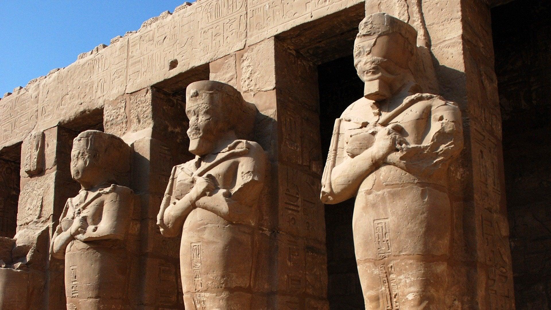 Mummies Never Die