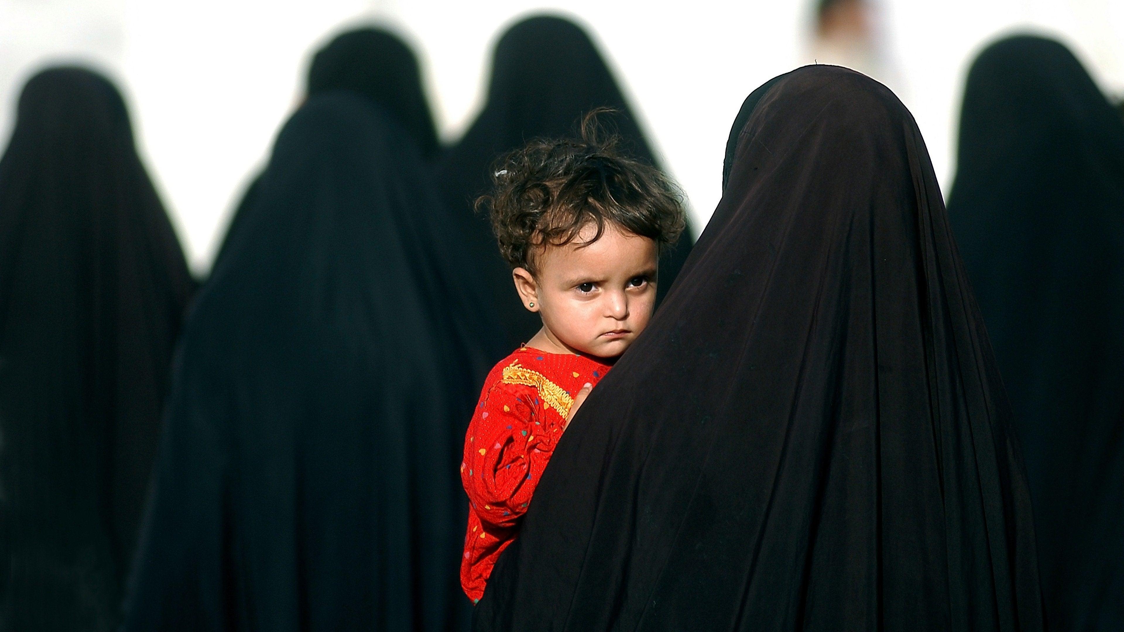 Iraq: The Women Healing a Nation
