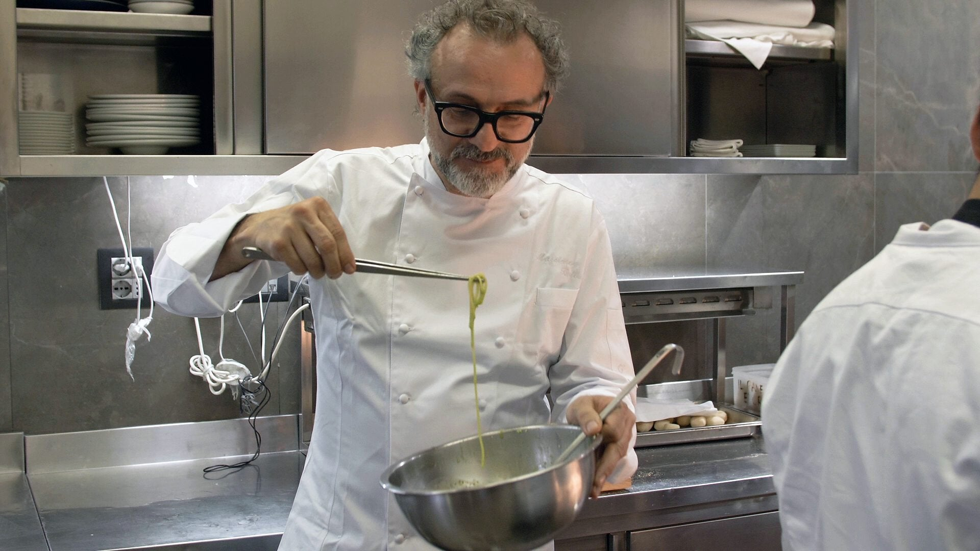 A Chef's Recipe to Change the World