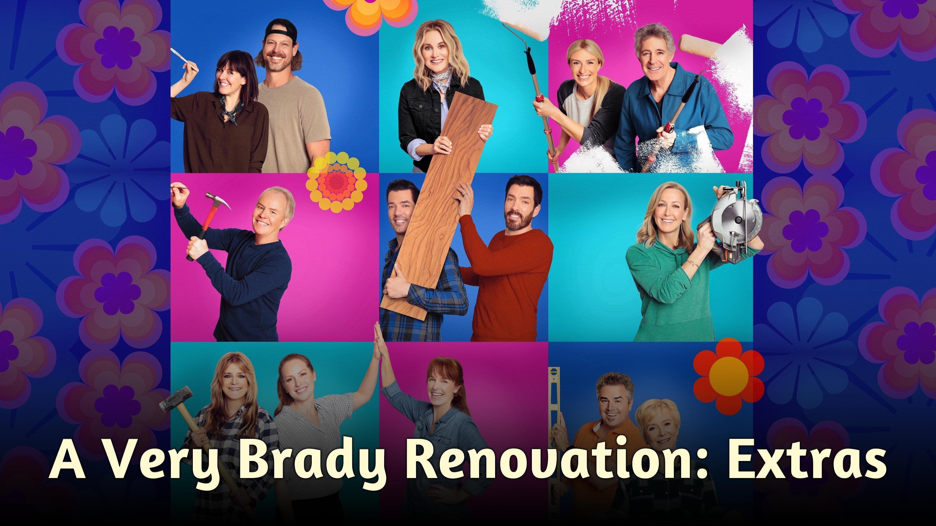 A Very Brady Renovation: Extras