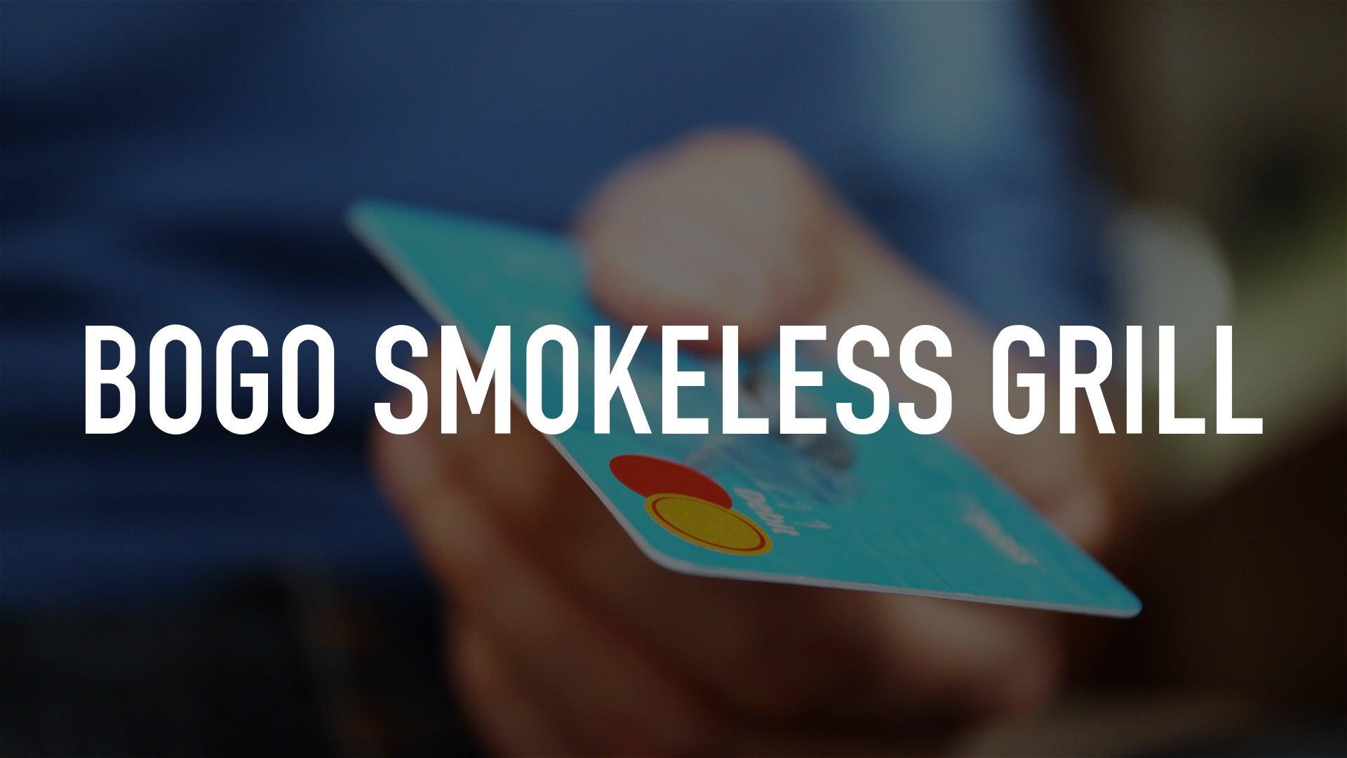 BOGO Smokeless Grill