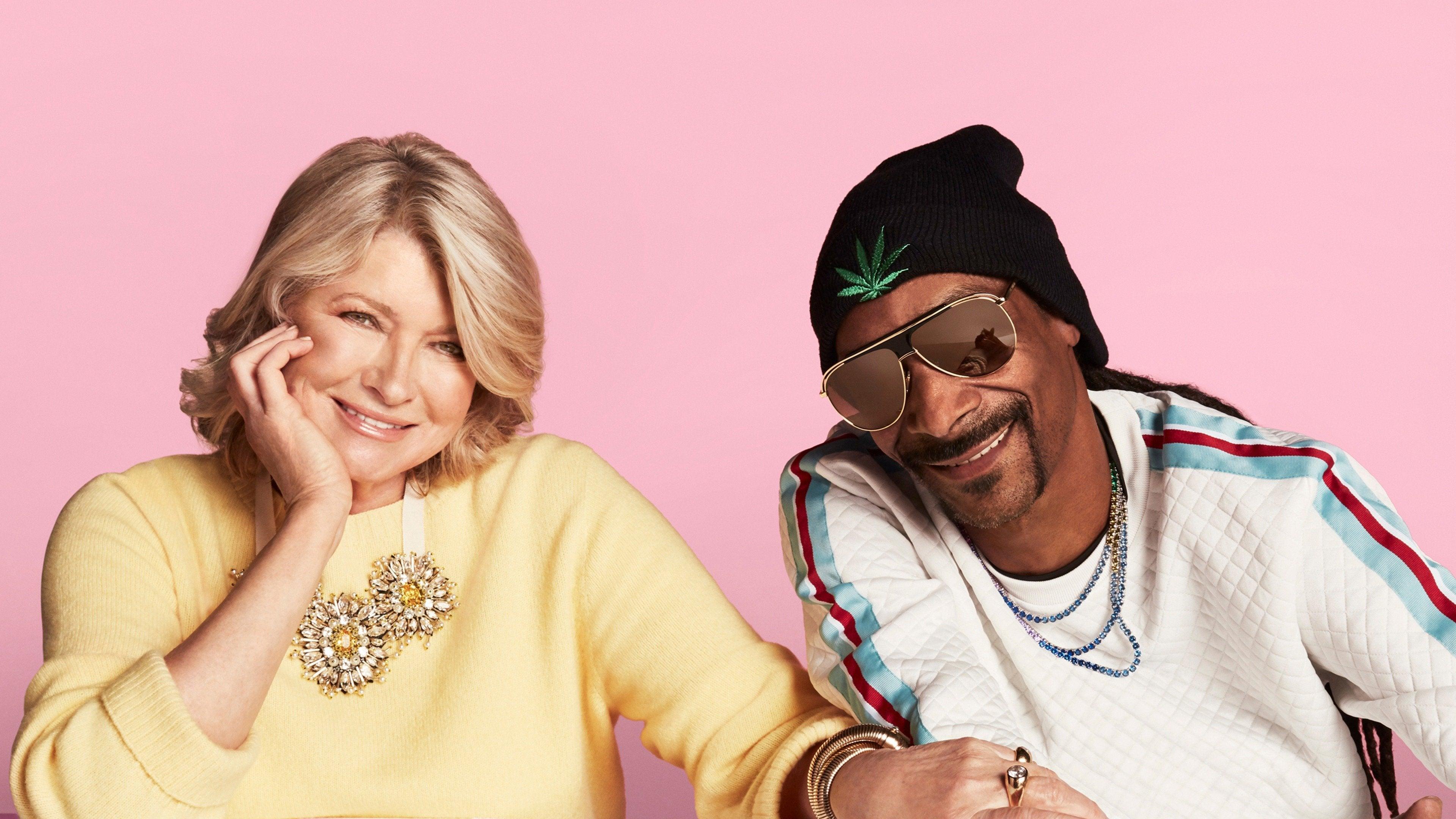 Martha & Snoop's Potluck Party Challenge