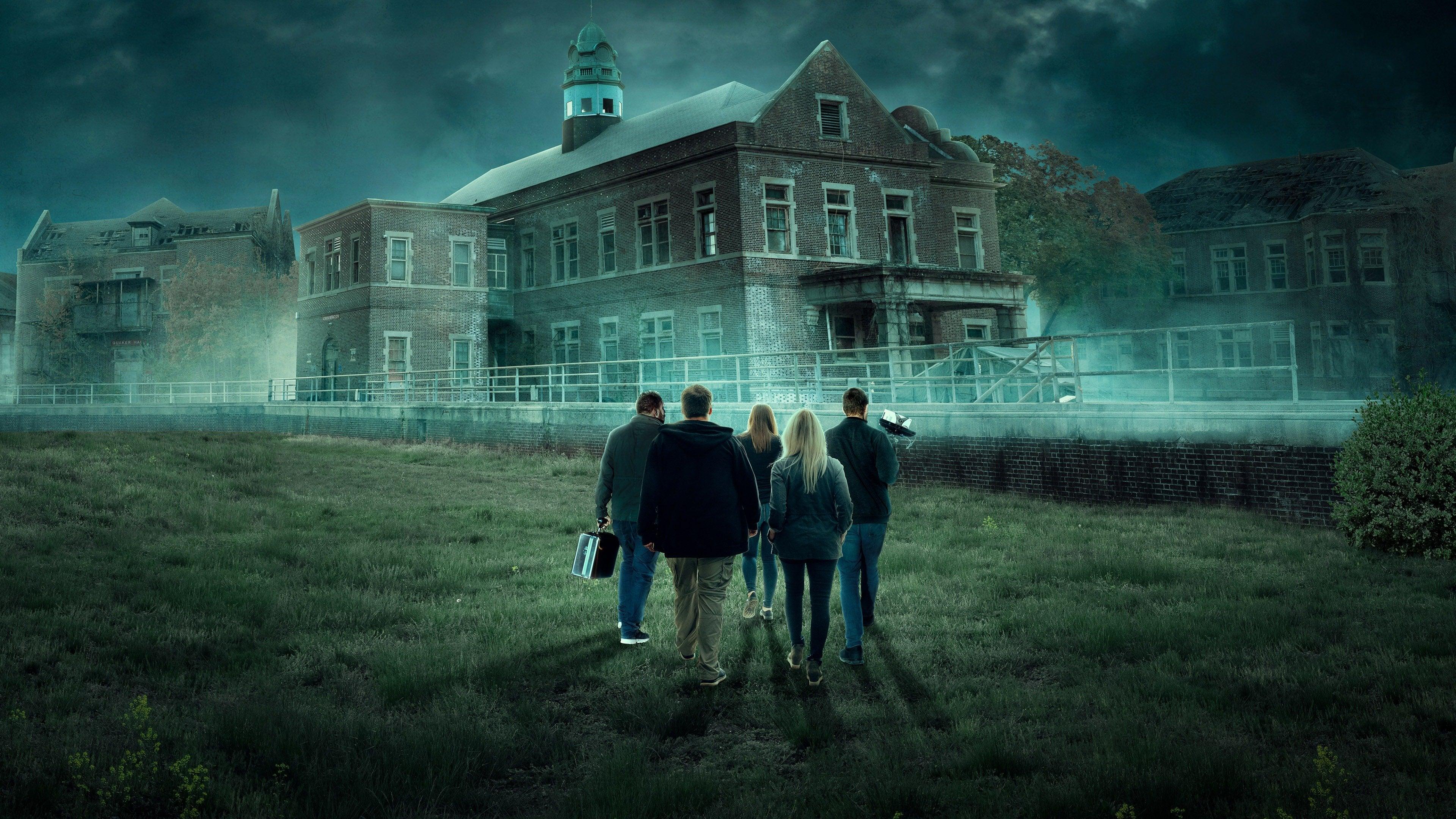 World's Biggest Ghost Hunt: Pennhurst Asylum