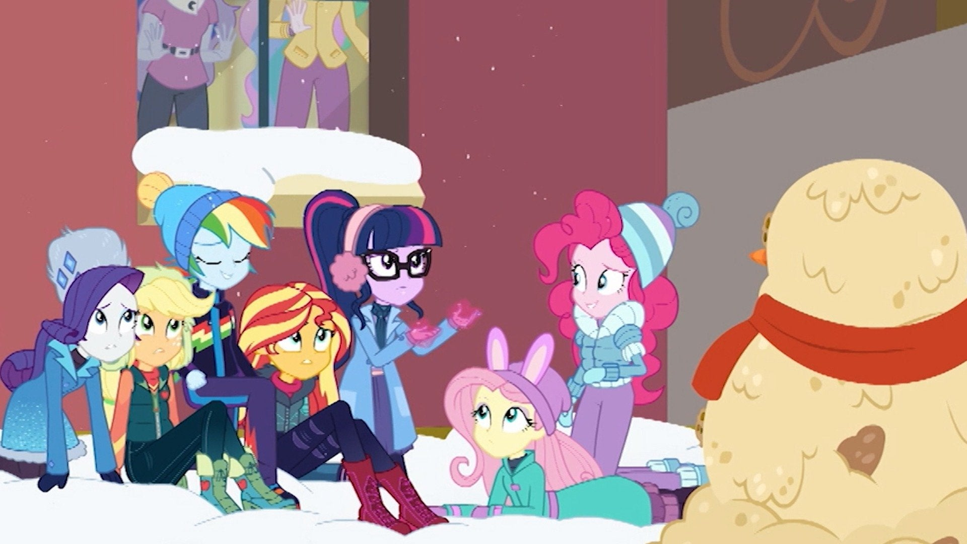 My Little Pony Equestria Girls Holidays Unwrapped On Philo