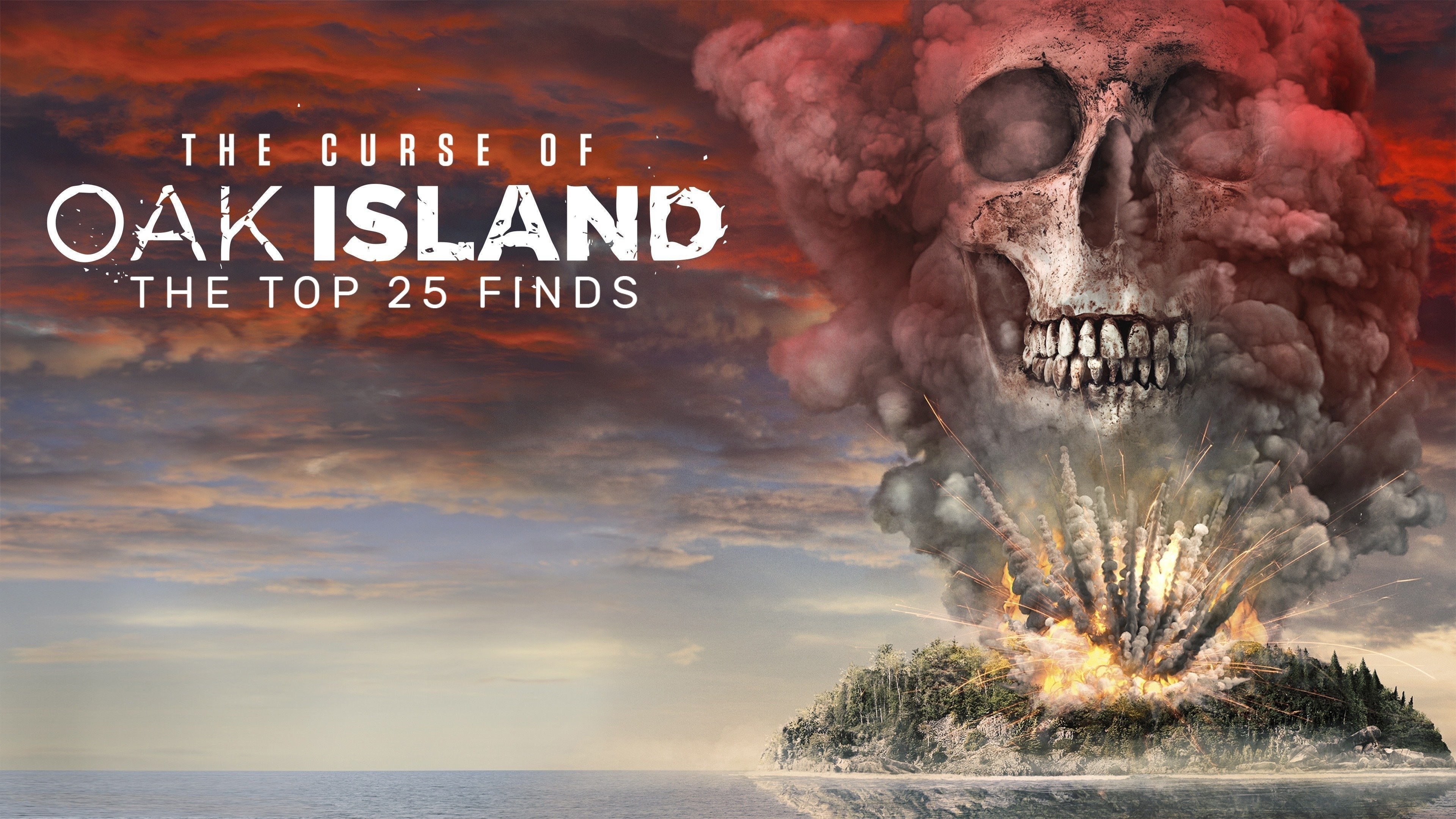 The Curse of Oak Island: The Top 25 Finds