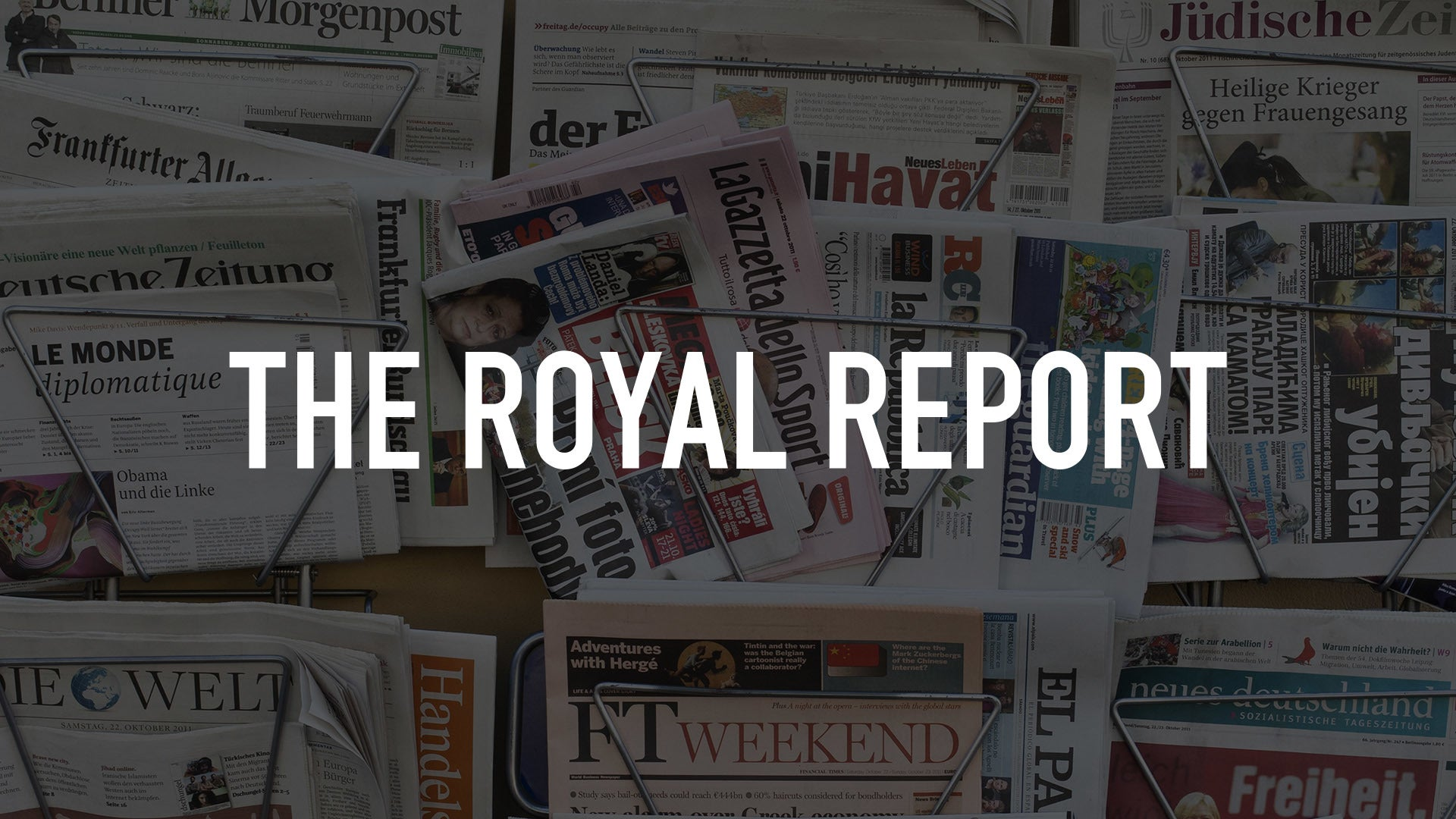The Royal Report