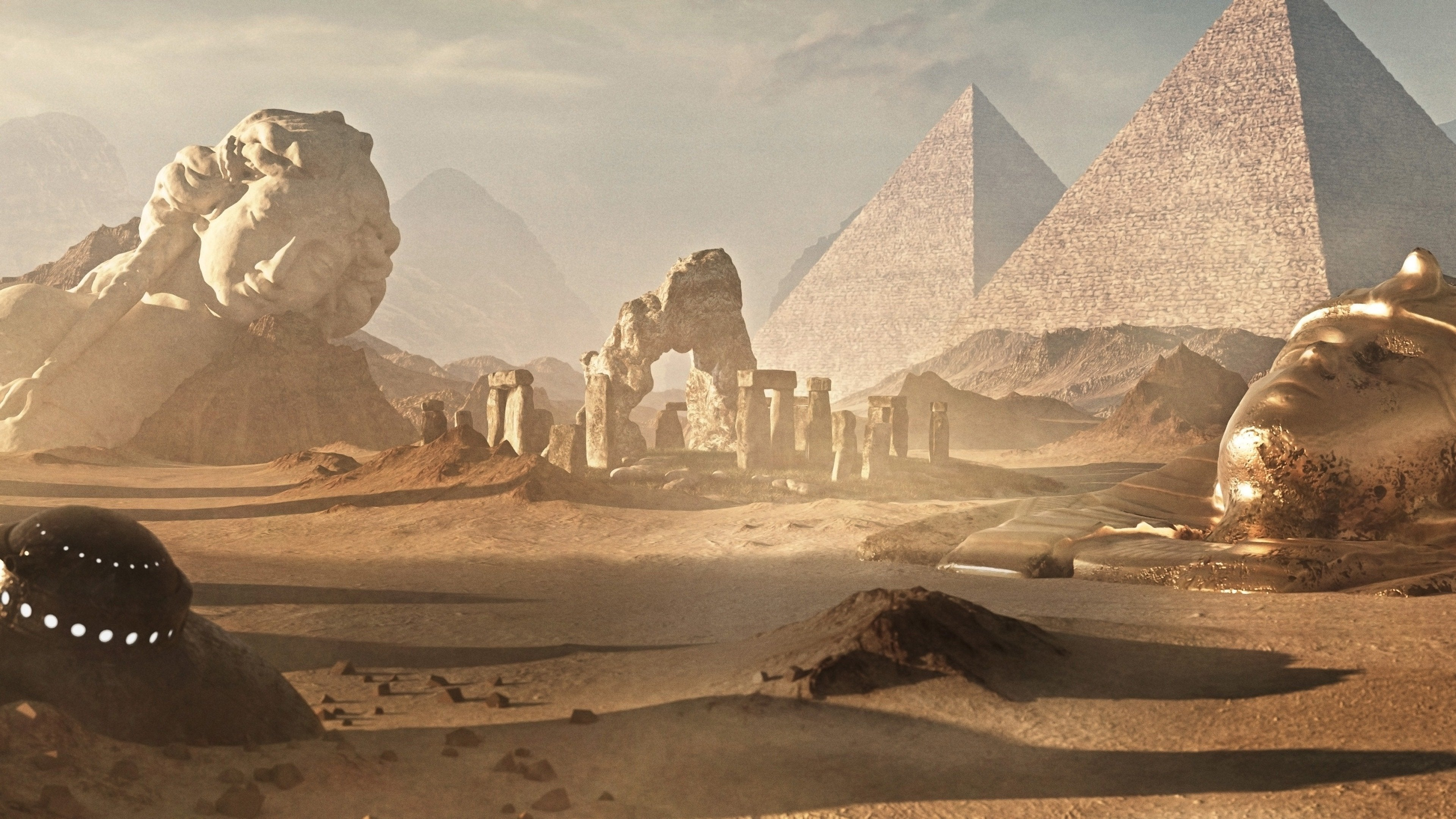 Ancient Aliens: Alien Invasion Edition