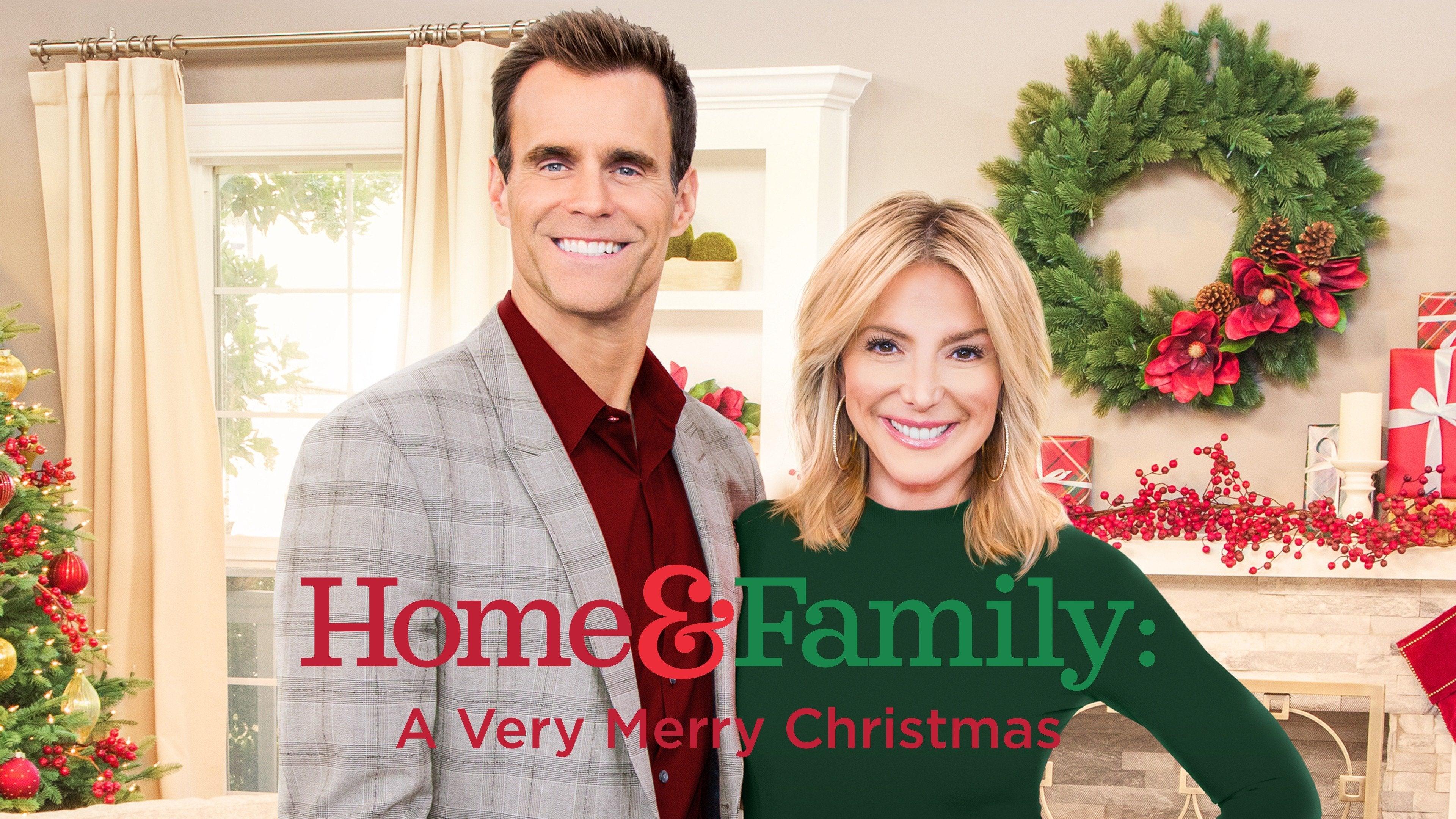 Home & Family: A Very Merry Christmas