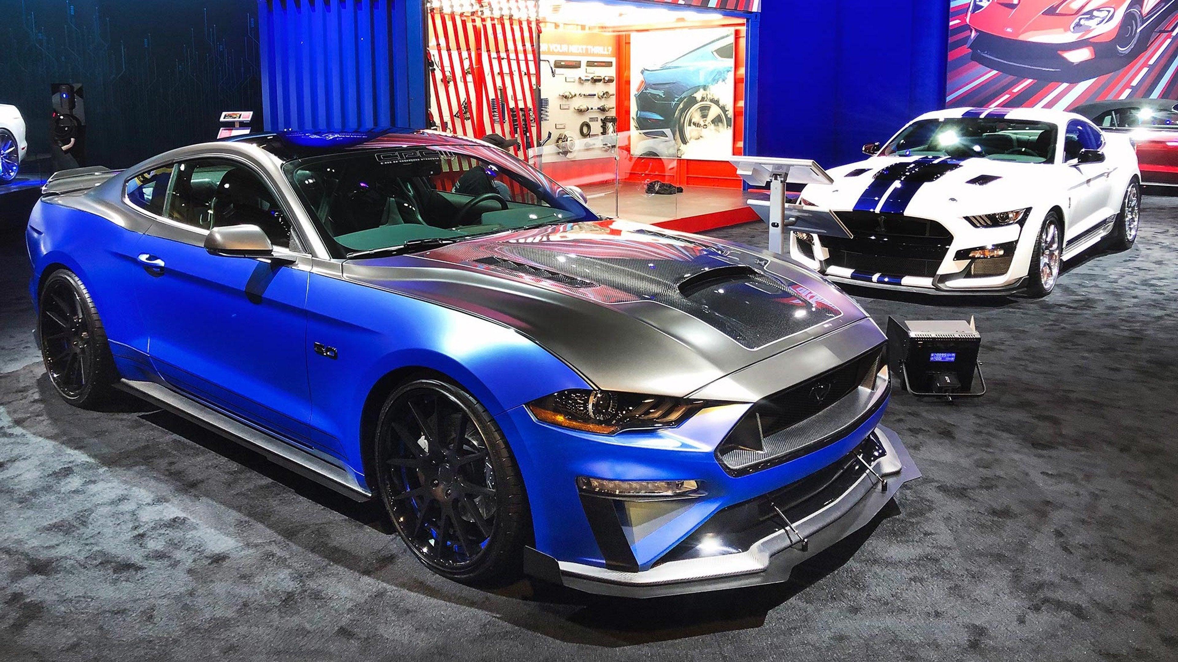 2019 Motor Trend SEMA Show