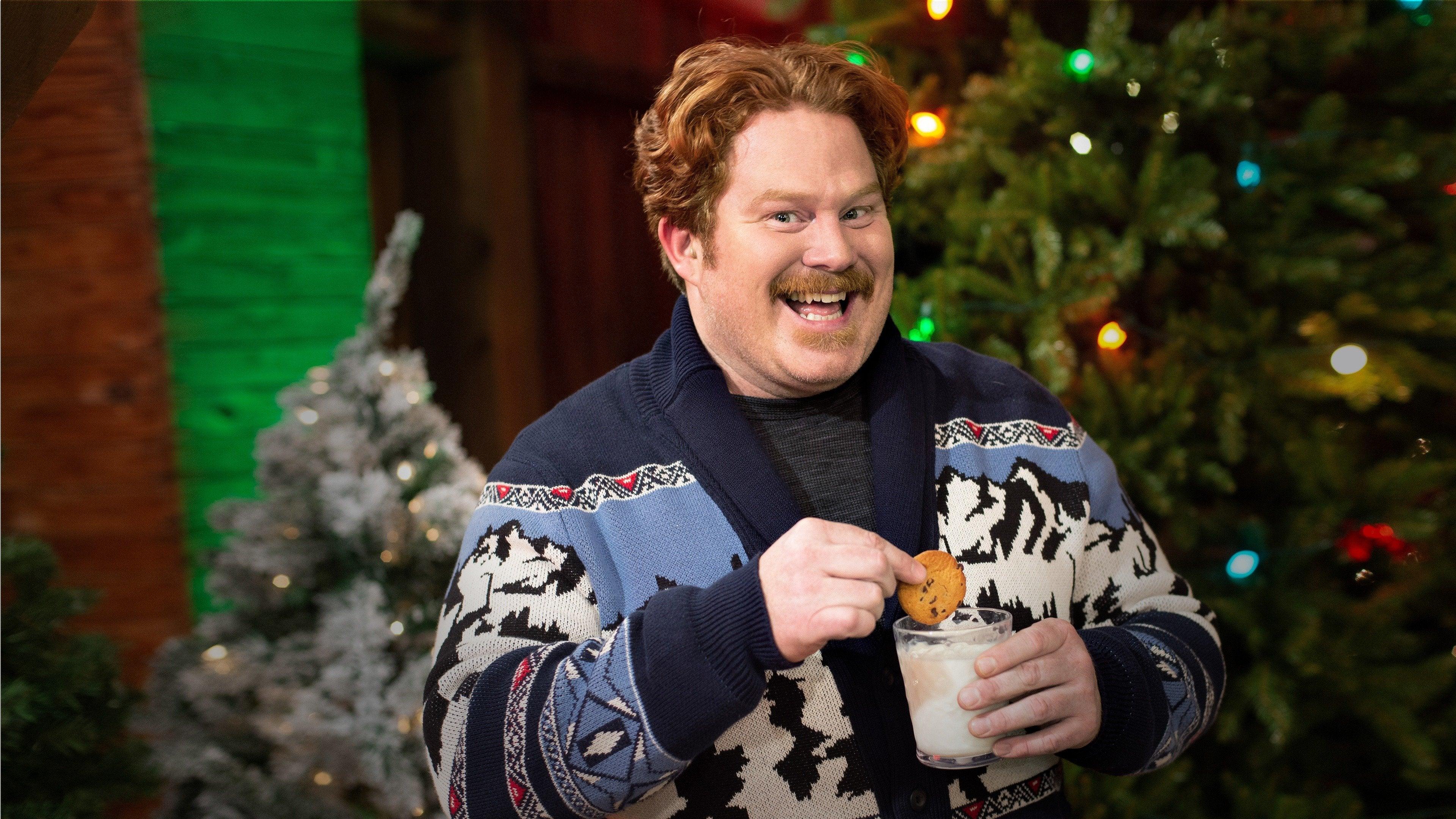 Santa's Baking Blizzard