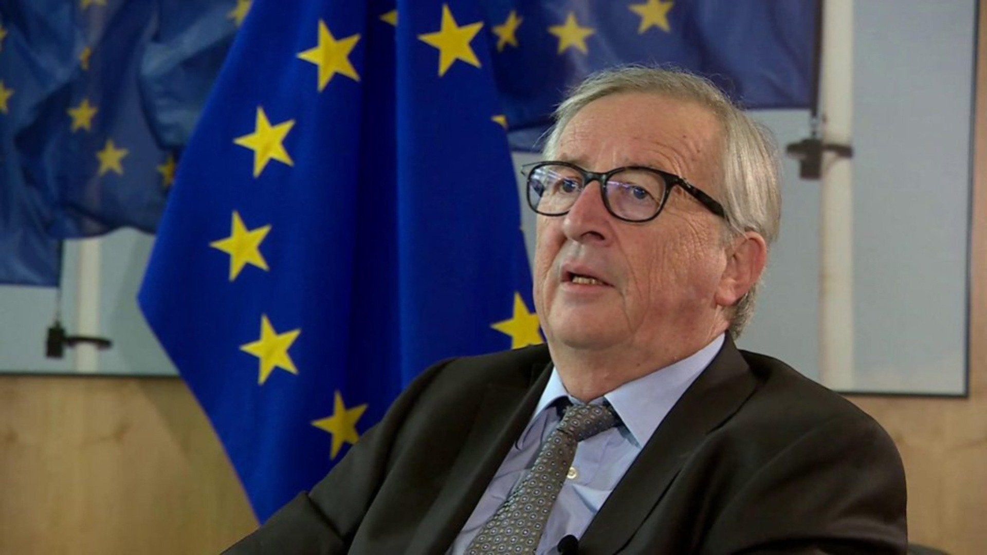 At Europe's Helm: An Interview with Jean-Claude Juncker
