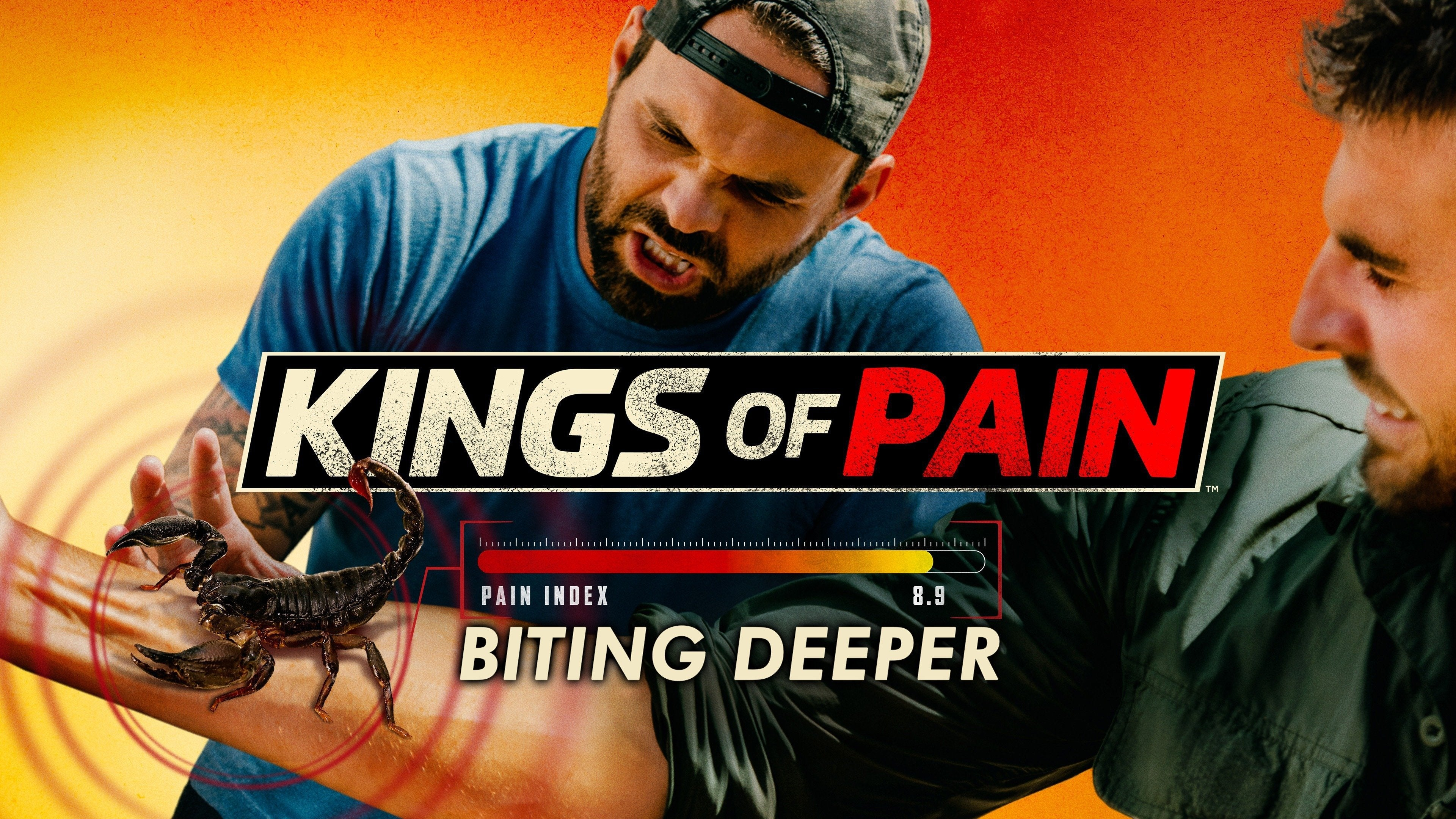 Kings of Pain: Biting Deeper