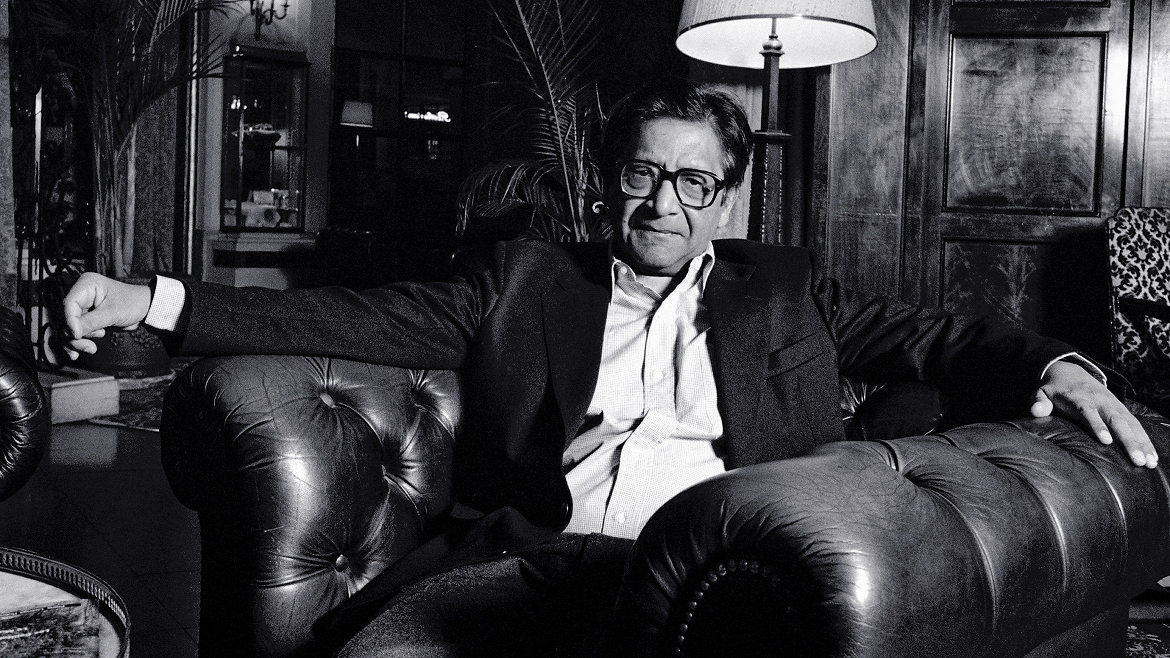 The Trouble With Naipaul