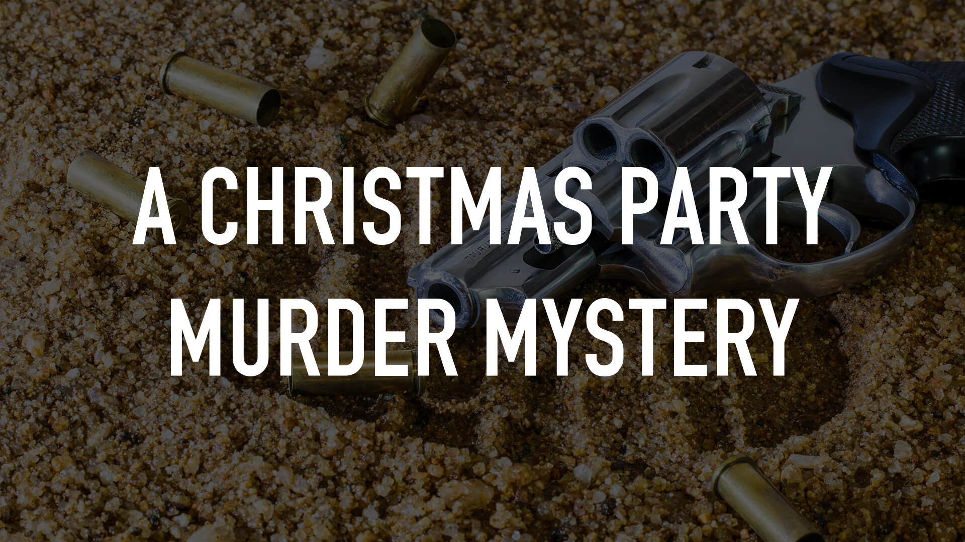 A Christmas Party Murder Mystery